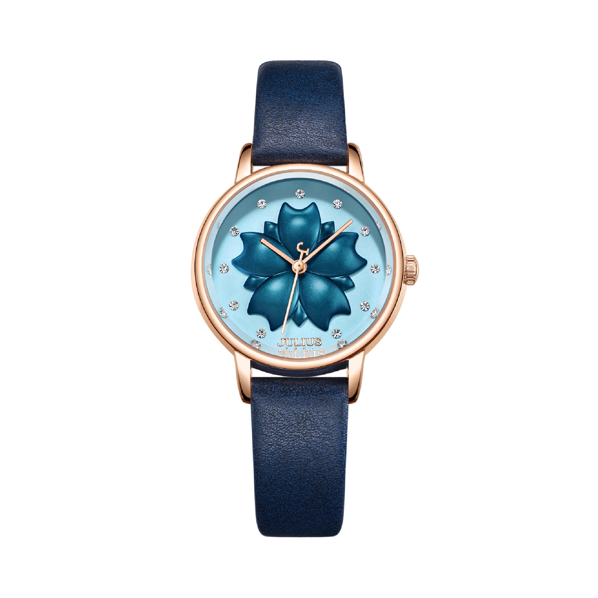 นาฬิกาข้อมือผู้หญิง JULIUS 1000 E