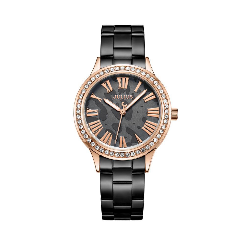 นาฬิกาข้อมือผู้หญิง JULIUS 1005 D