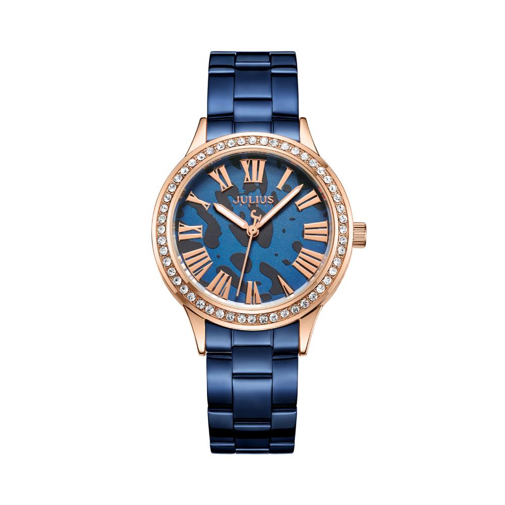 นาฬิกาข้อมือผู้หญิง JULIUS JA-1005 E