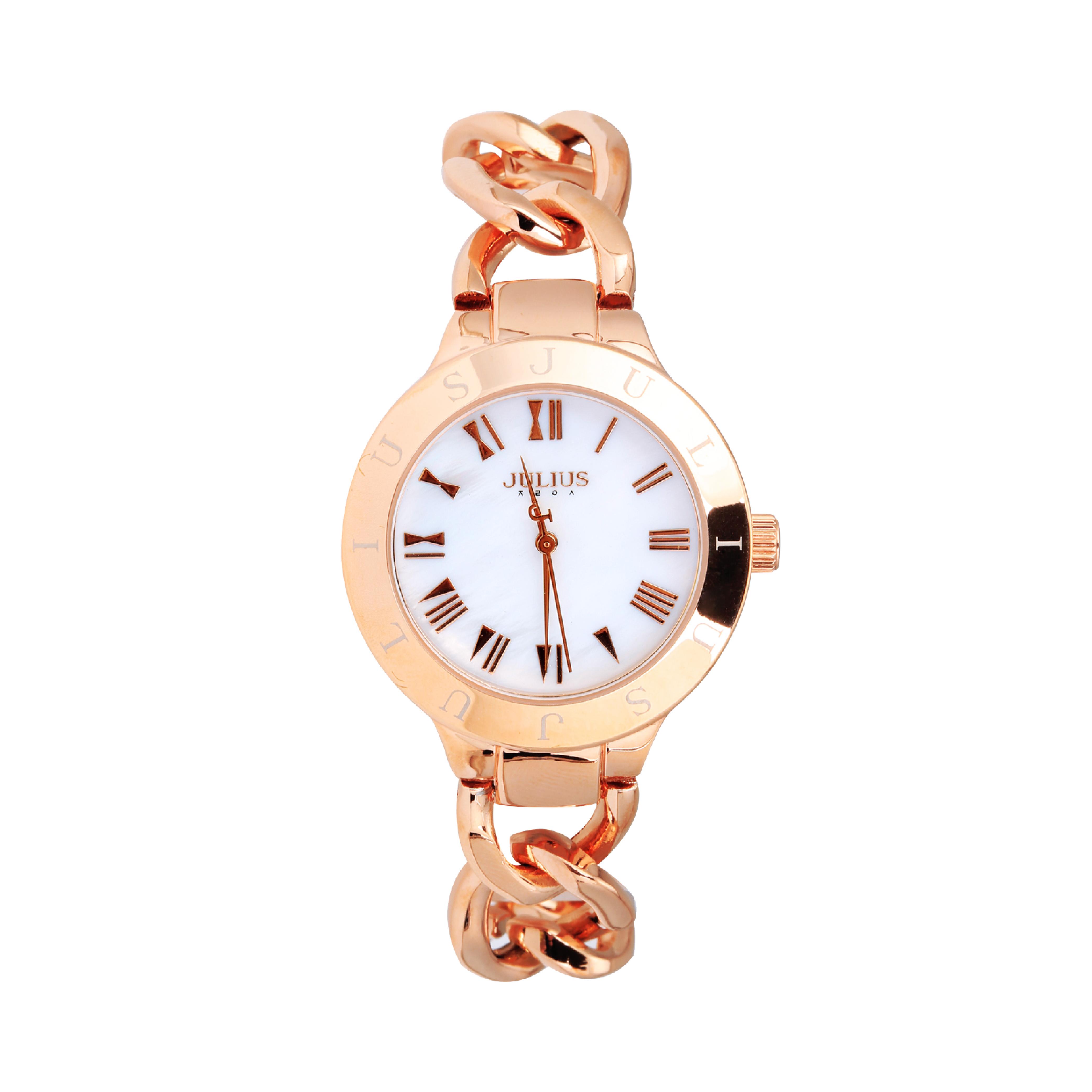นาฬิกาข้อมือผู้หญิง JULIUS JA-1006 D