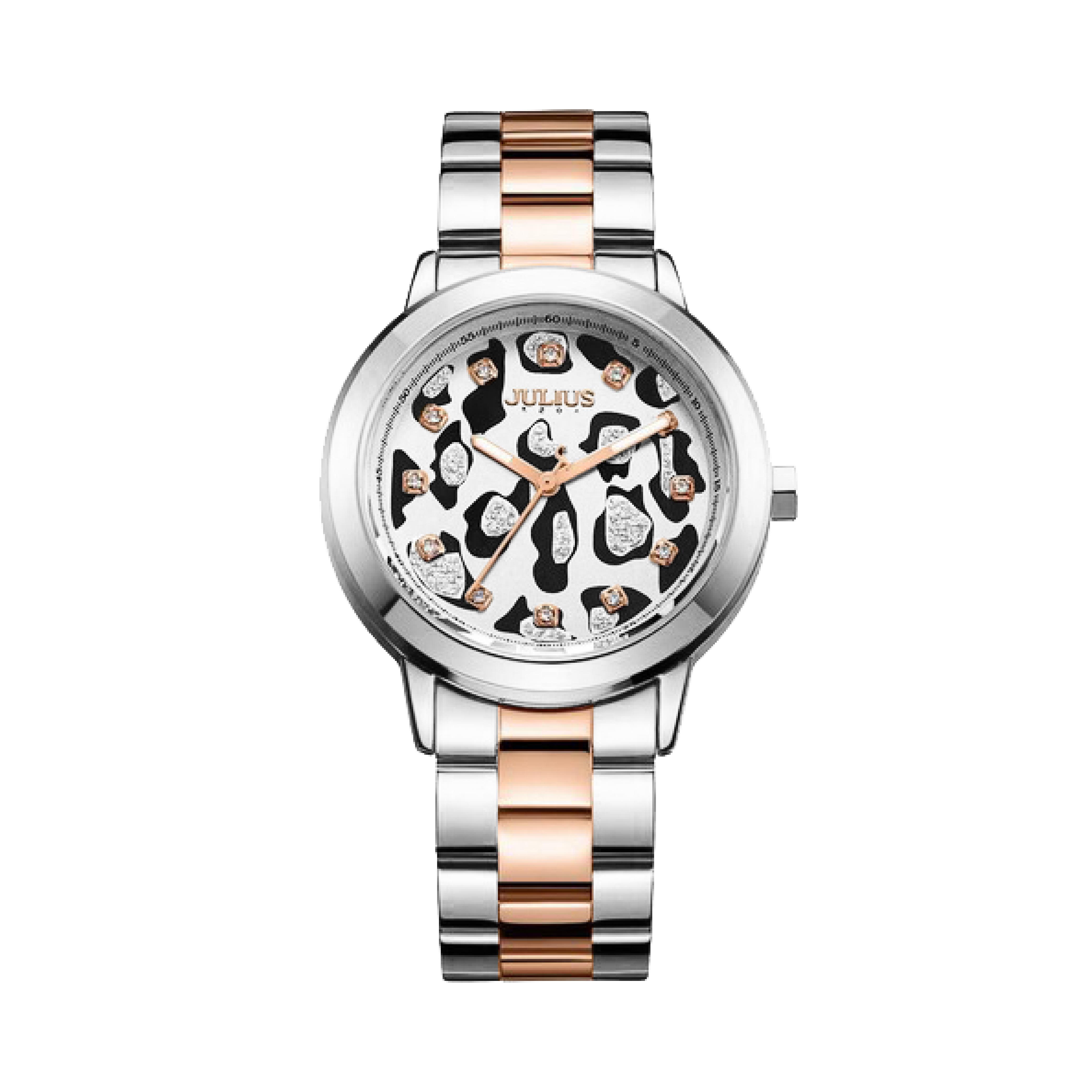 นาฬิกาข้อมือผู้หญิง JULIUS JA-1007 F