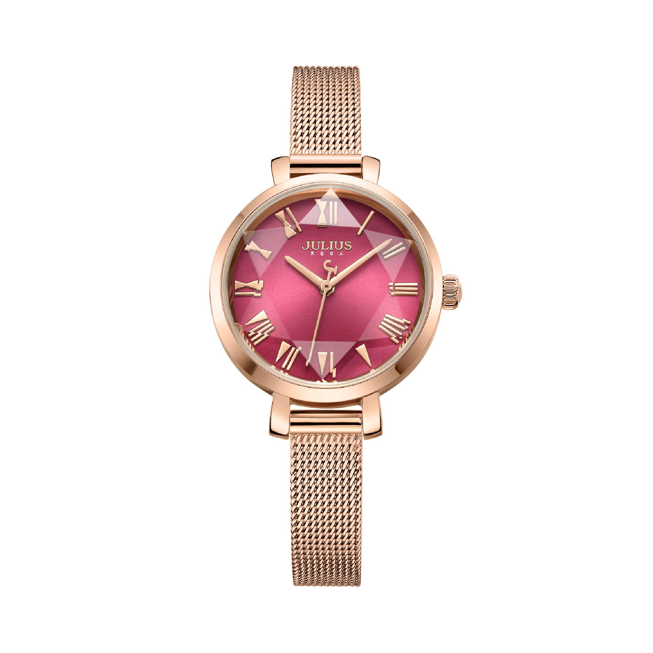 นาฬิกาข้อมือผู้หญิง JULIUS 1019D