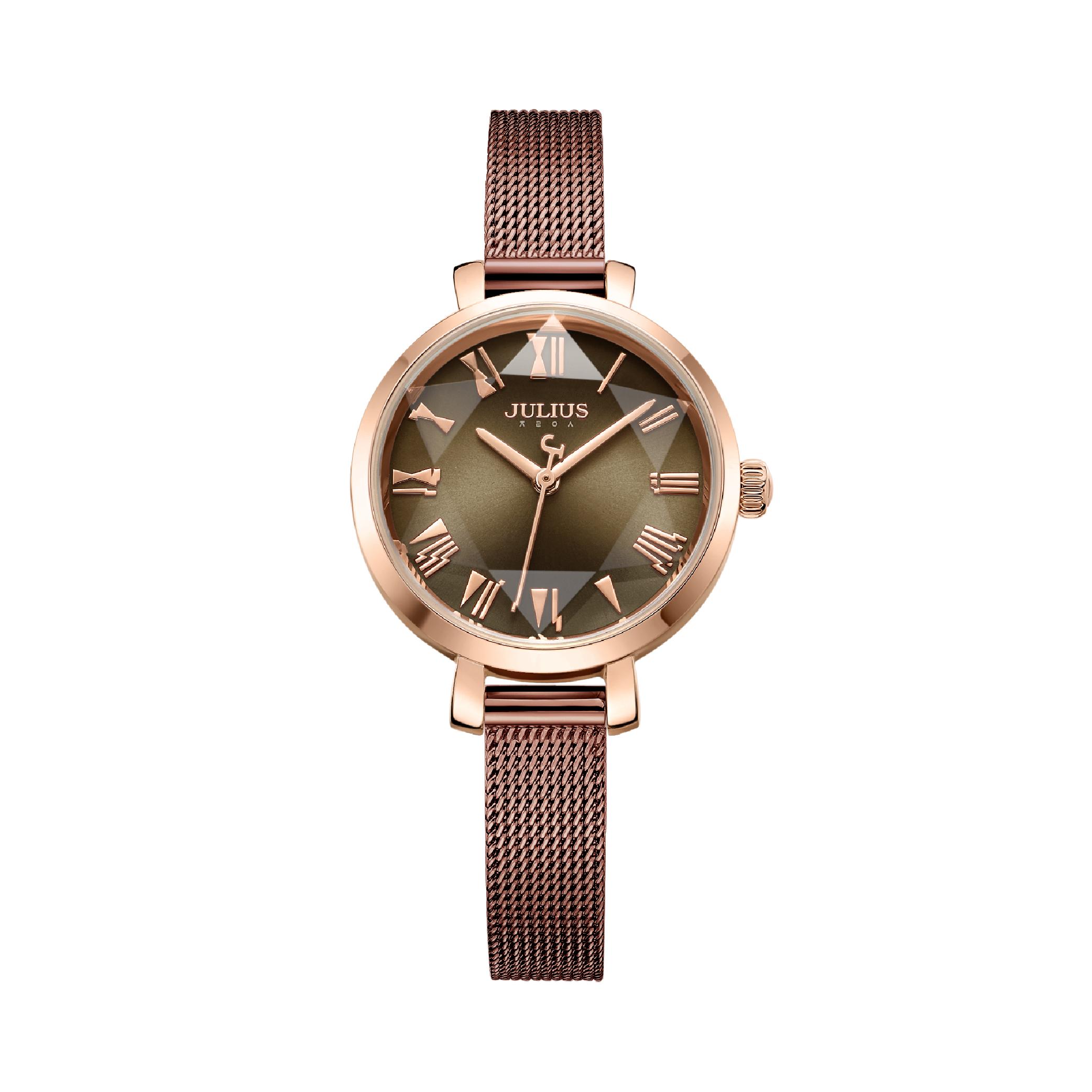 นาฬิกาข้อมือผู้หญิง JULIUS JA-1019 E