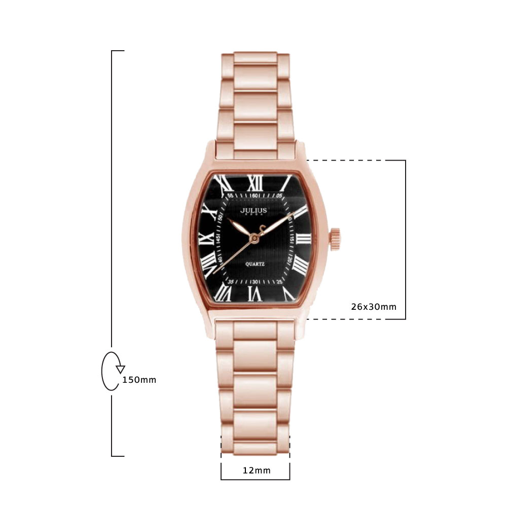 นาฬิกาข้อมือผู้หญิง JULIUS 1027 F