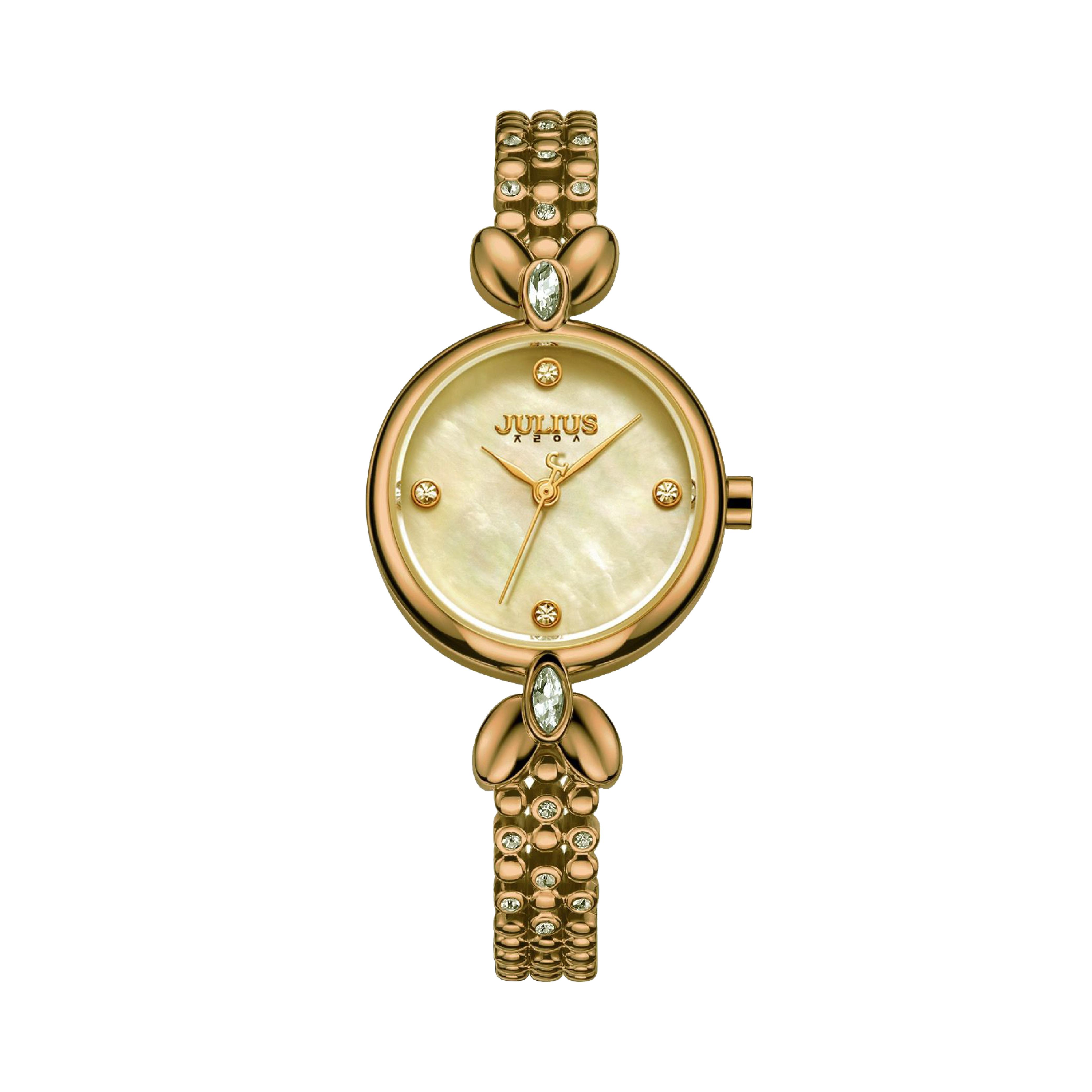 นาฬิกาข้อมือผู้หญิง JULIUS JA-1037 G