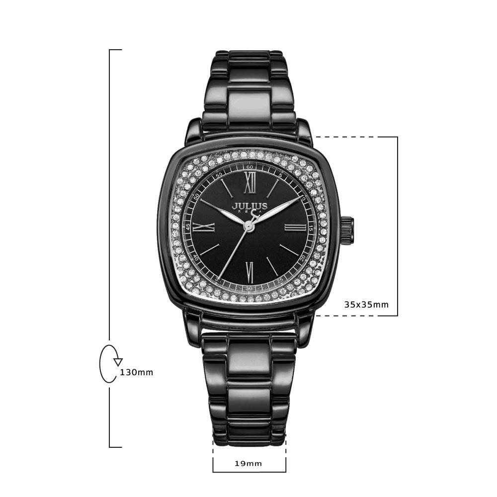 นาฬิกาข้อมือผู้หญิง JULIUS 1038 H
