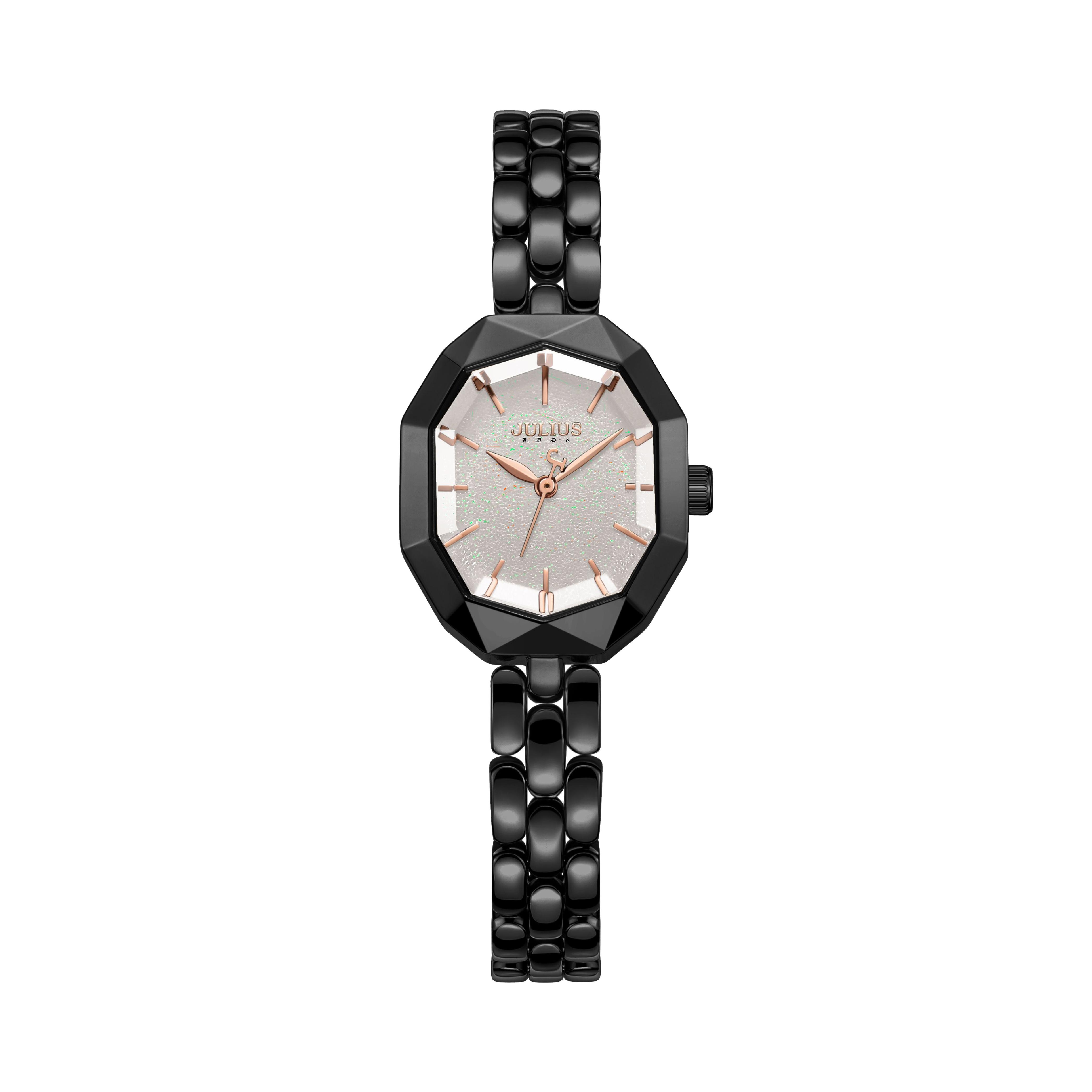 นาฬิกาข้อมือผู้หญิง JULIUS JA-1045 G