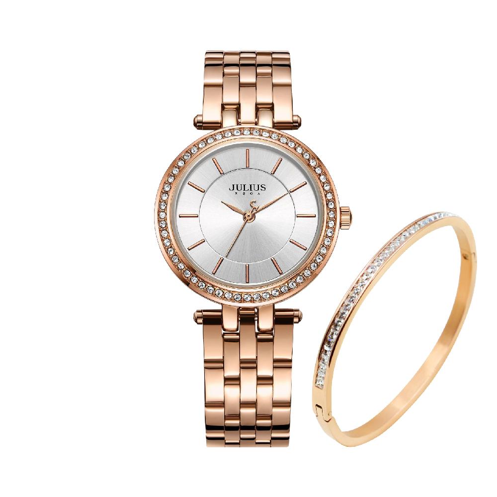 นาฬิกาข้อมือผู้หญิง JULIUS 1046D