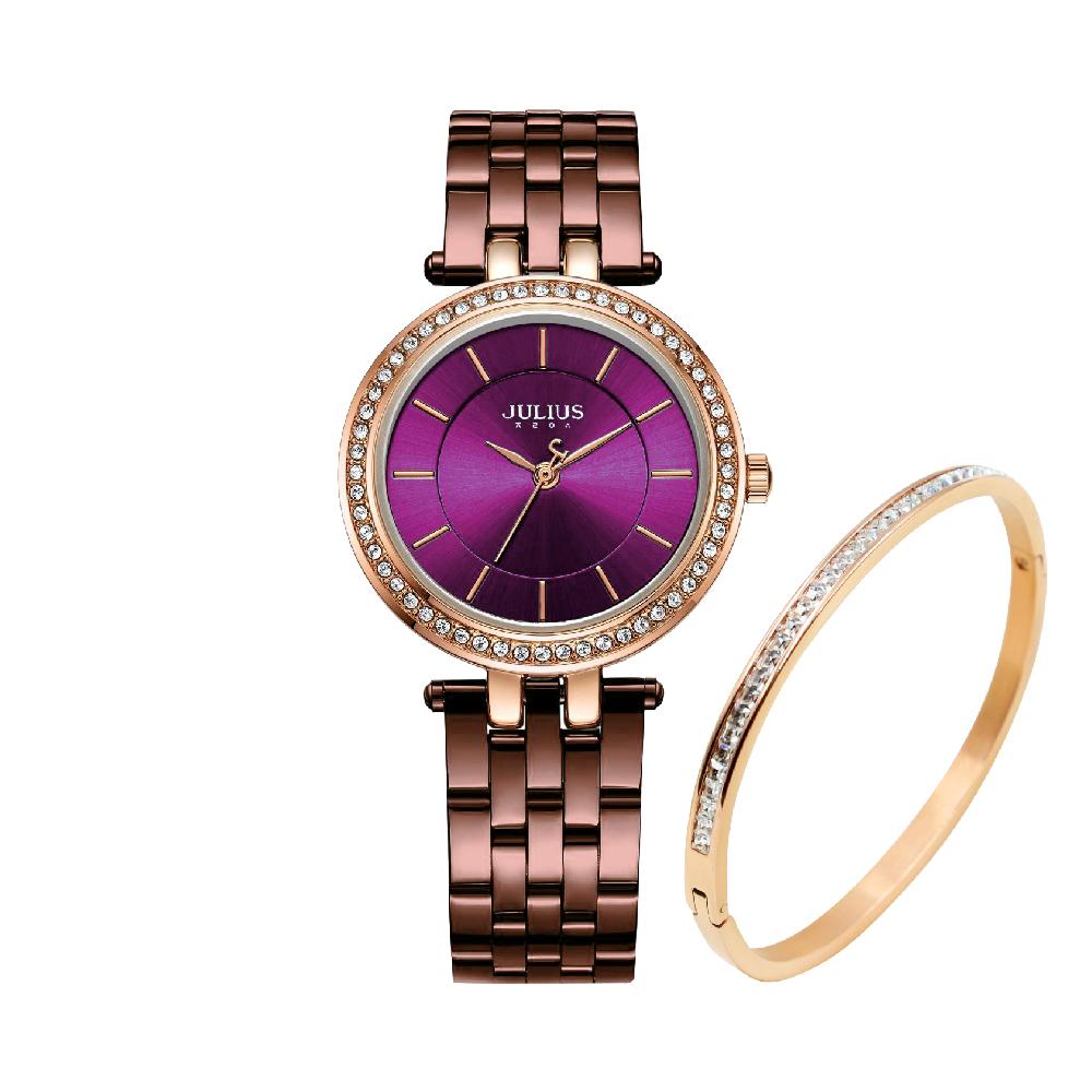 นาฬิกาข้อมือผู้หญิง JULIUS 1046F