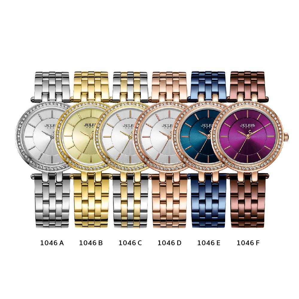 นาฬิกาข้อมือผู้หญิง JULIUS JA-1046 C
