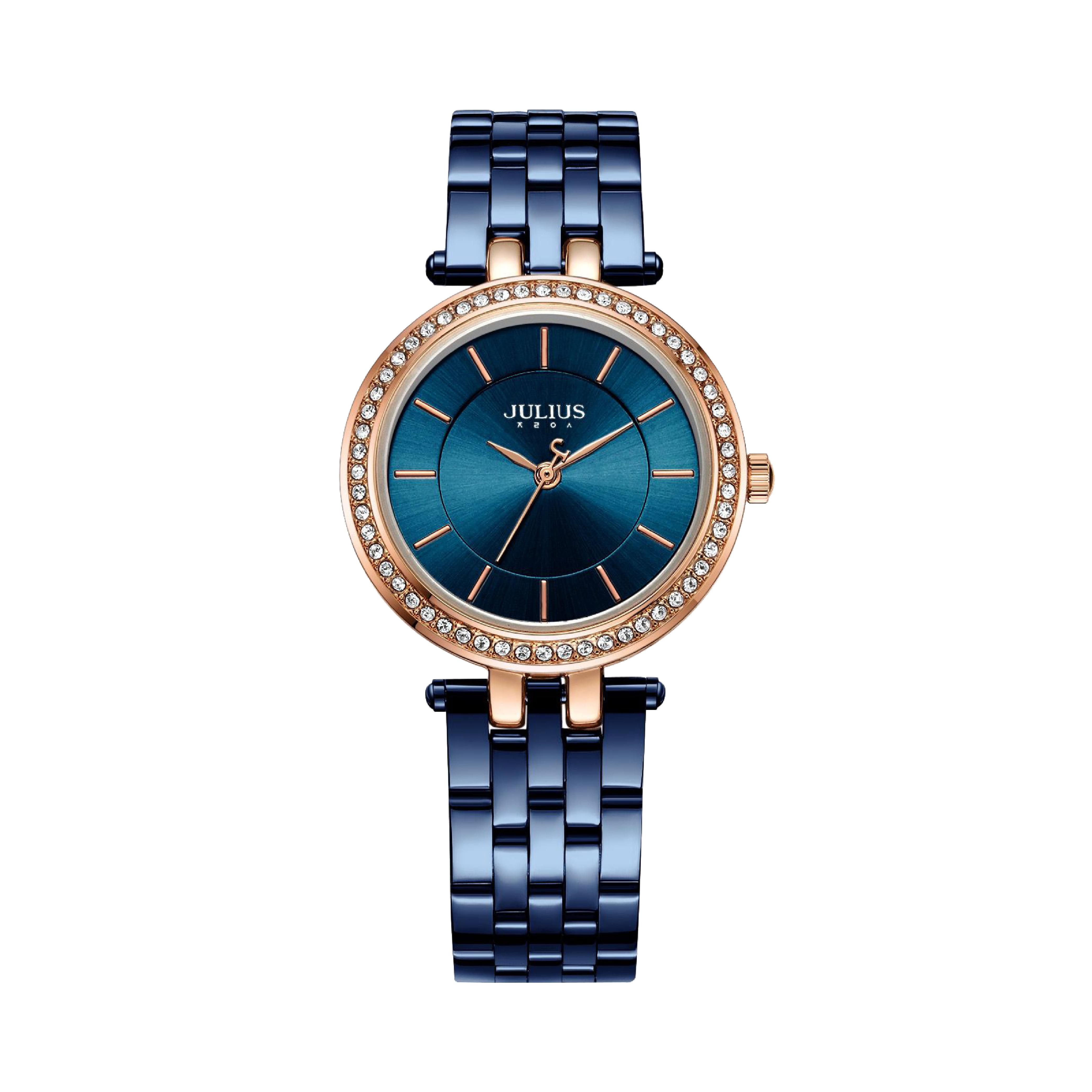 นาฬิกาข้อมือผู้หญิง JULIUS JA-1046 E