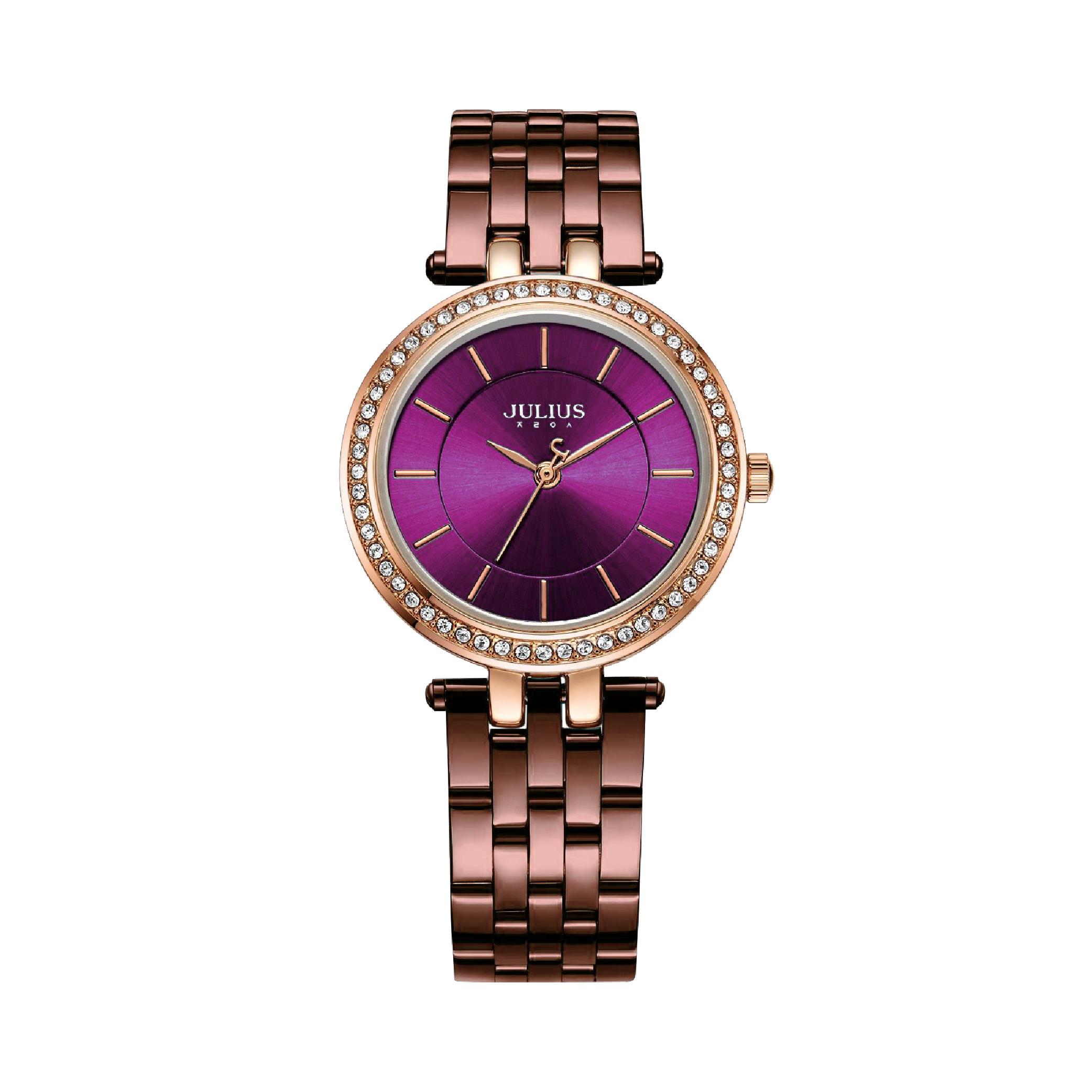 นาฬิกาข้อมือผู้หญิง JULIUS JA-1046 F