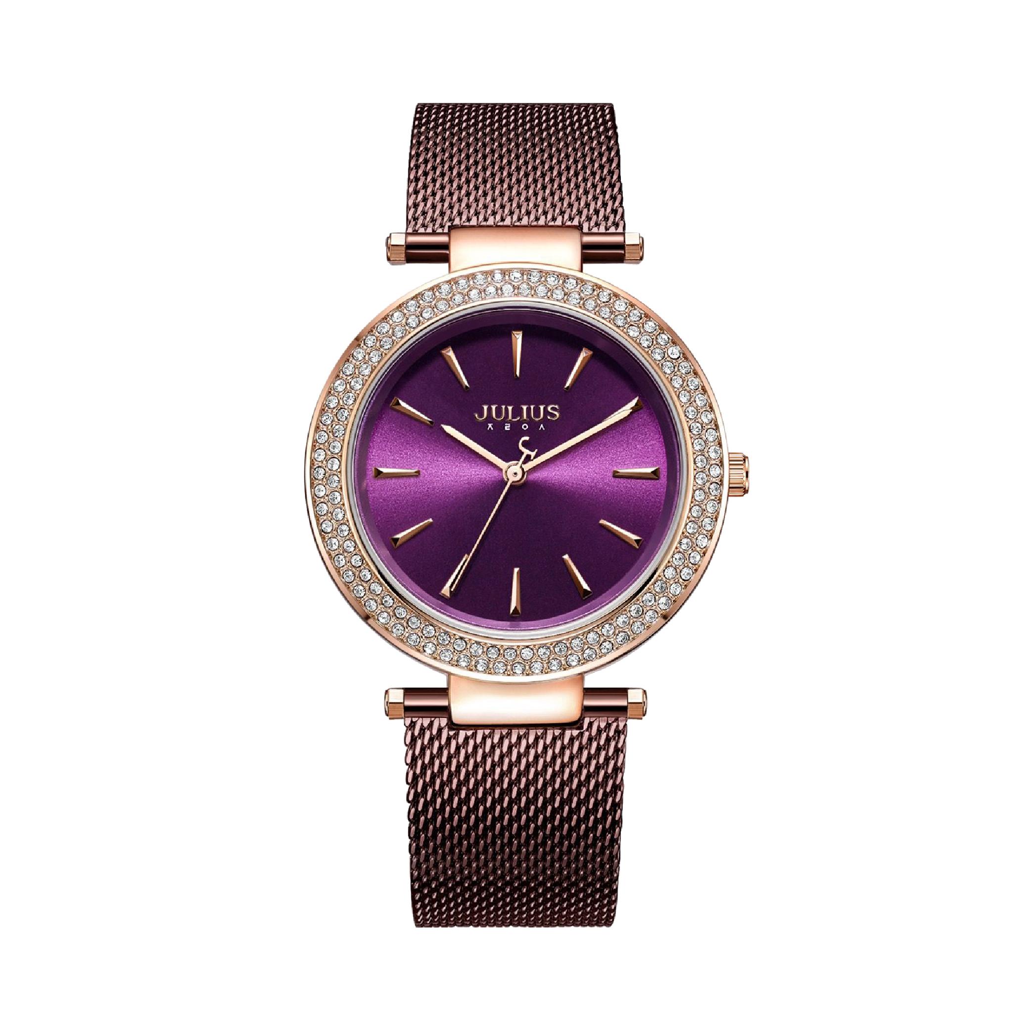 นาฬิกาข้อมือผู้หญิง JULIUS 1048L D