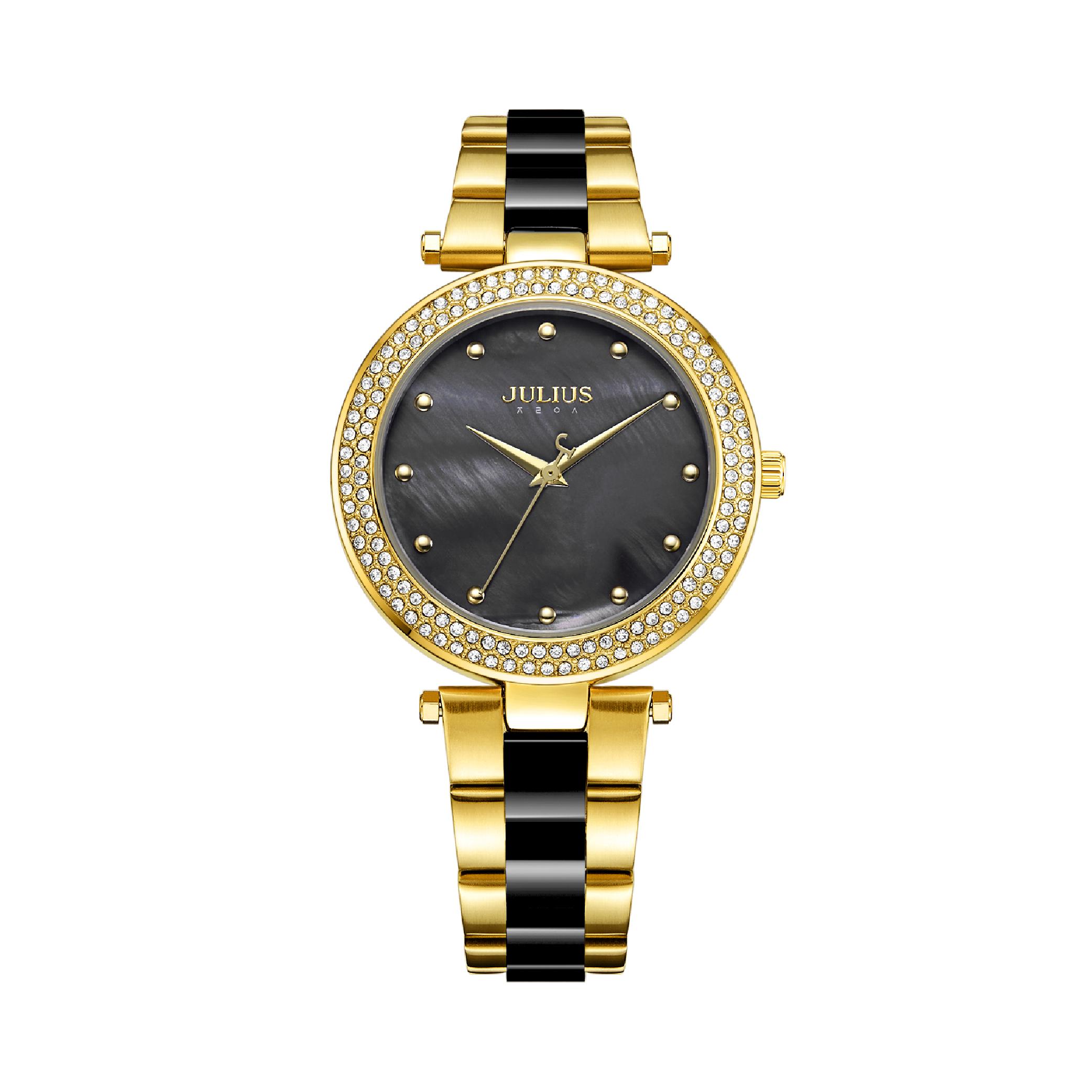 นาฬิกาข้อมือผู้หญิง JULIUS 1051B