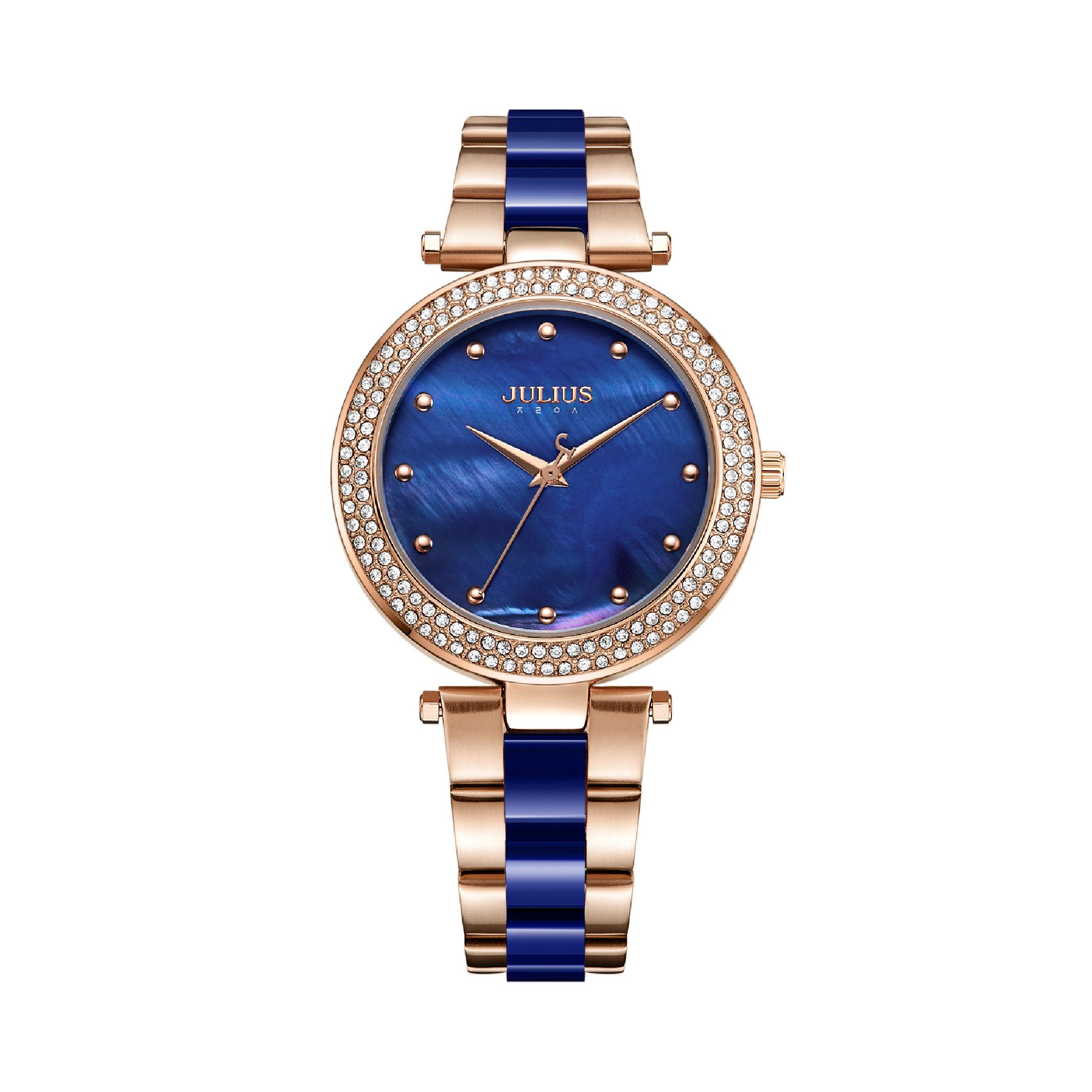 นาฬิกาข้อมือผู้หญิง JULIUS 1051E