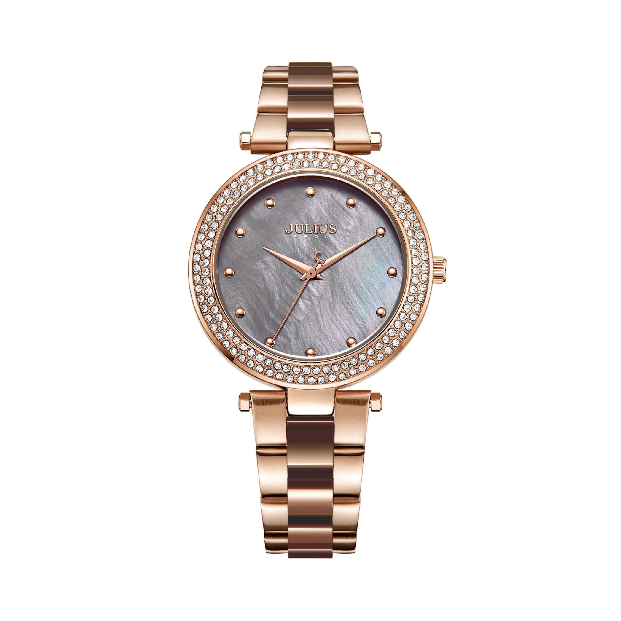 นาฬิกาข้อมือผู้หญิง JULIUS JA-1051 F