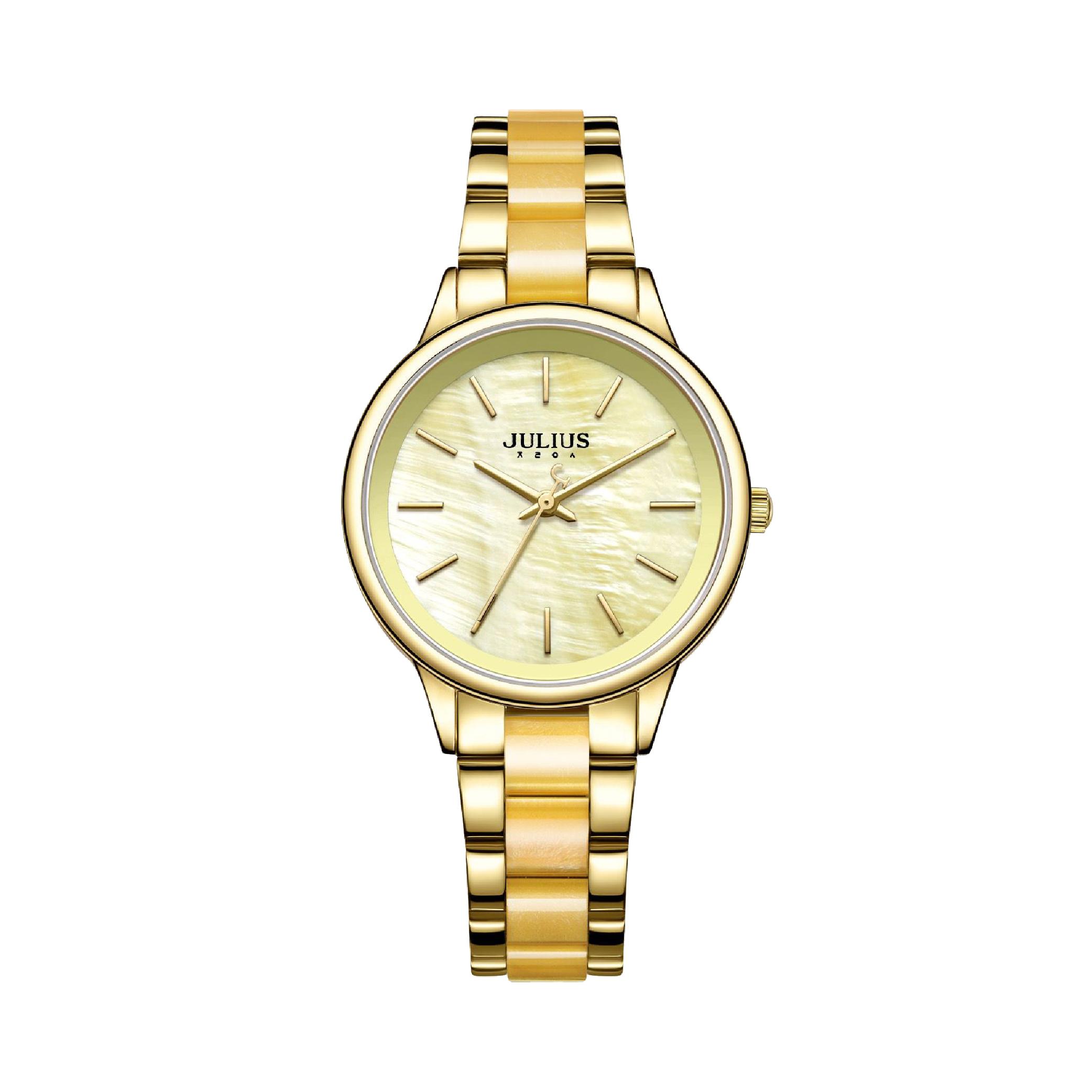 นาฬิกาข้อมือผู้หญิง JULIUS JA-1053 A