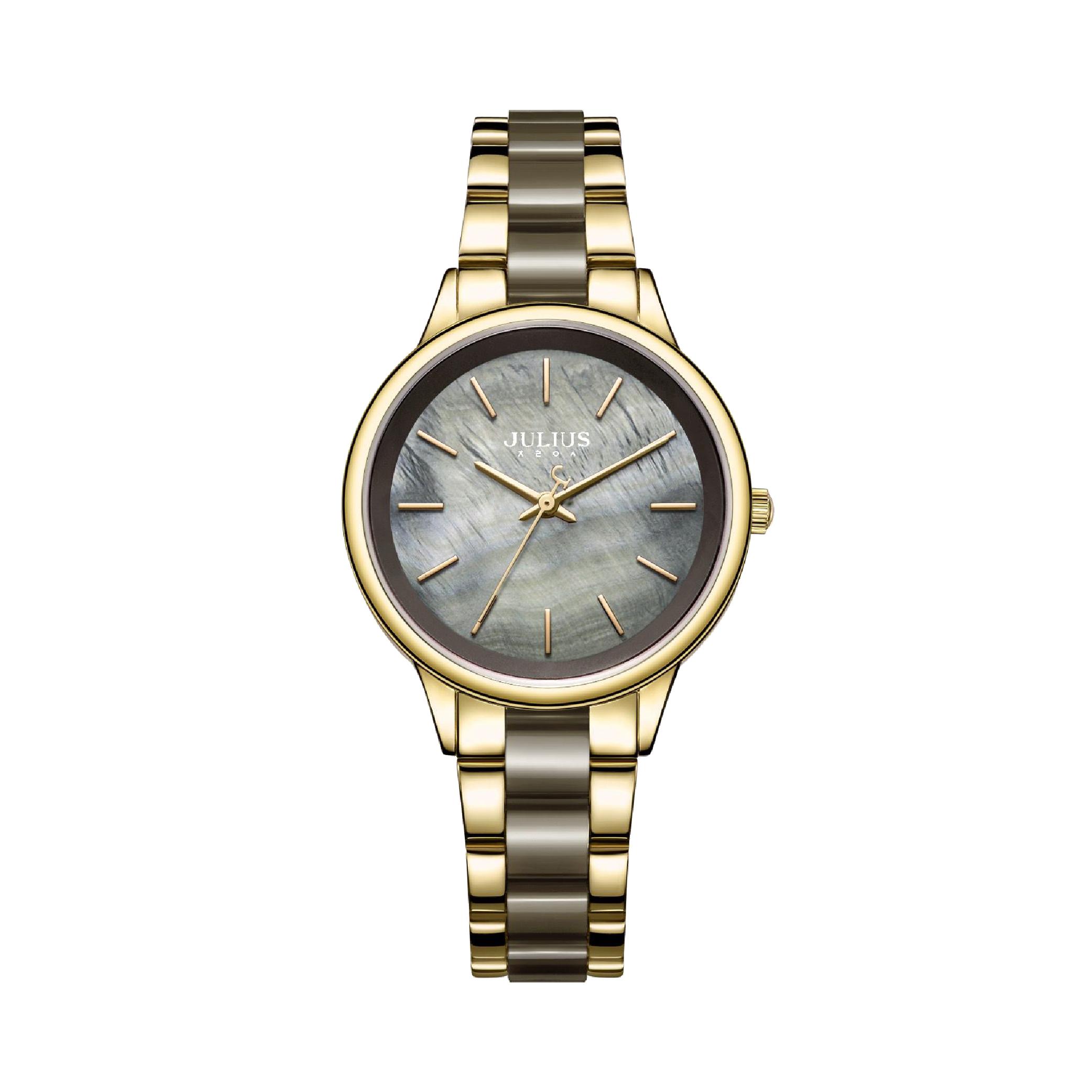 นาฬิกาข้อมือผู้หญิง JULIUS JA-1053 C