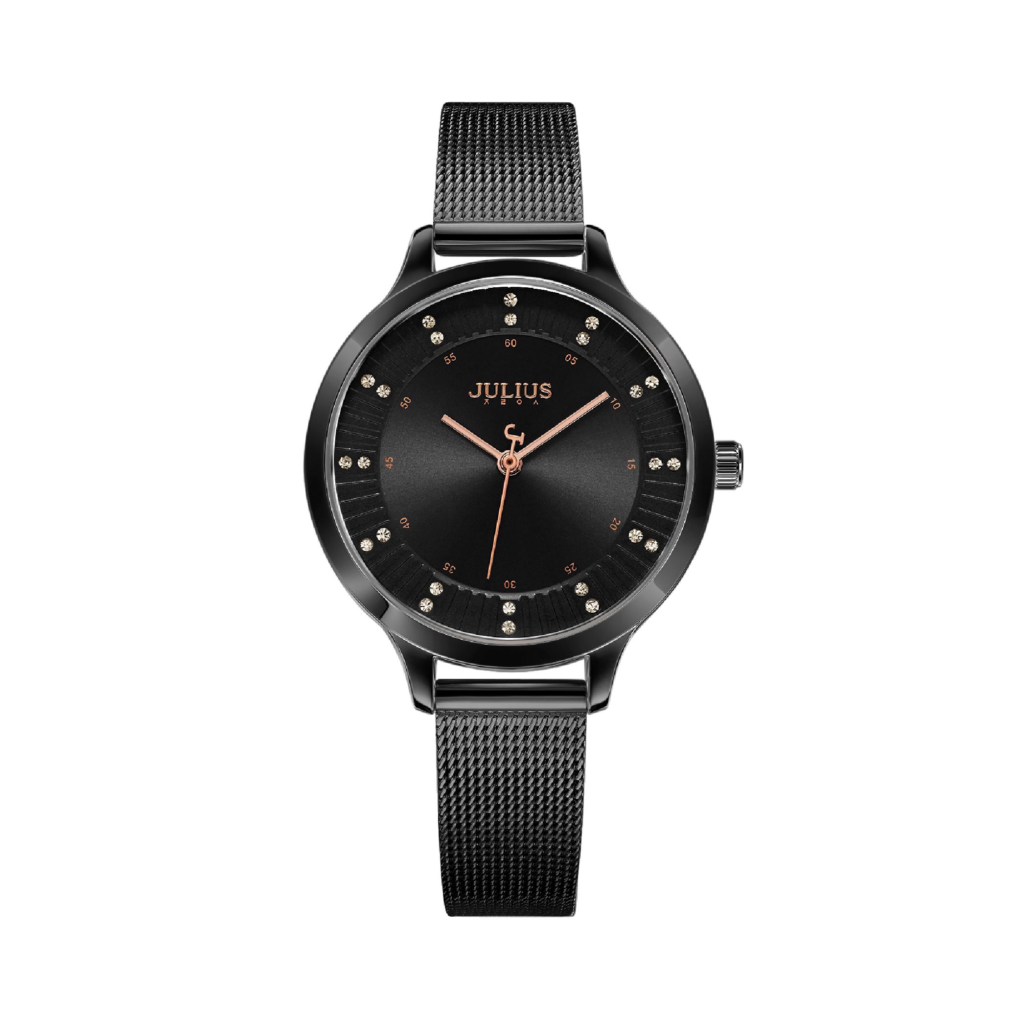 นาฬิกาข้อมือผู้หญิง JULIUS JA-1058 E