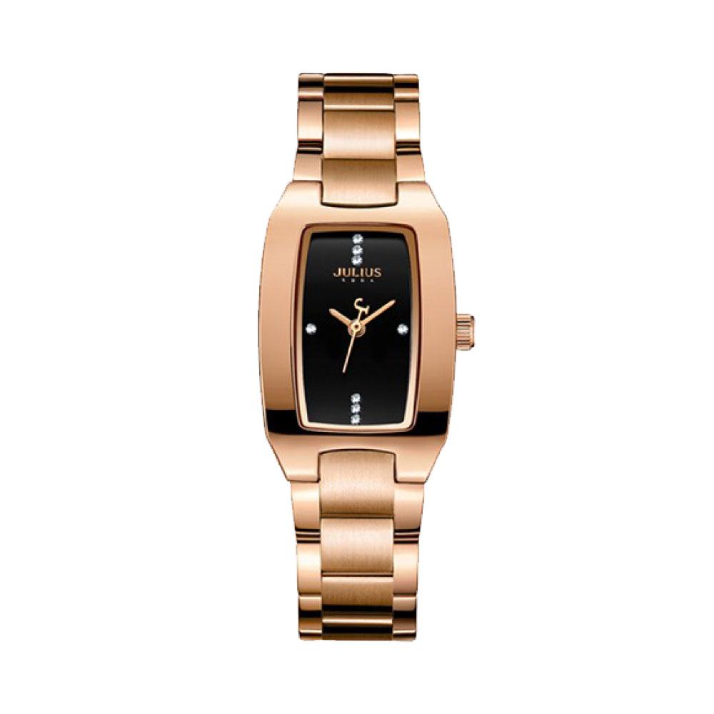 นาฬิกาข้อมือผู้หญิง JULIUS JA-1067 G