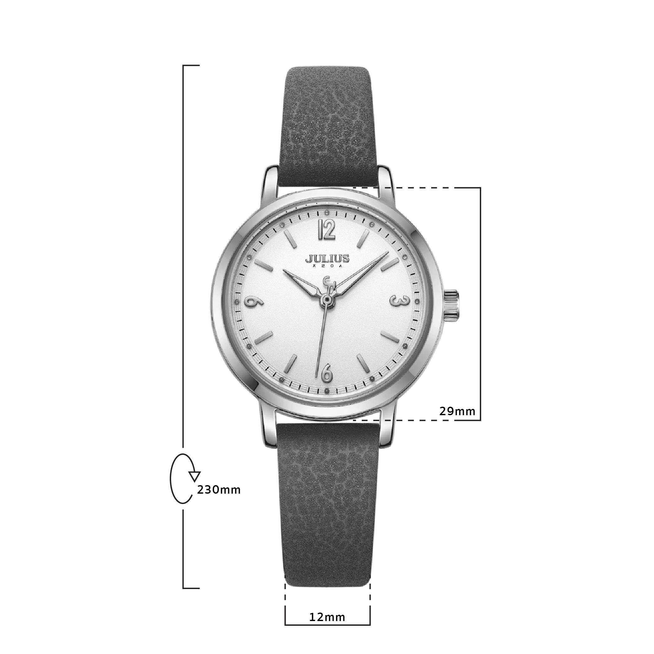 นาฬิกาข้อมือผู้หญิง JULIUS JA-1070 A