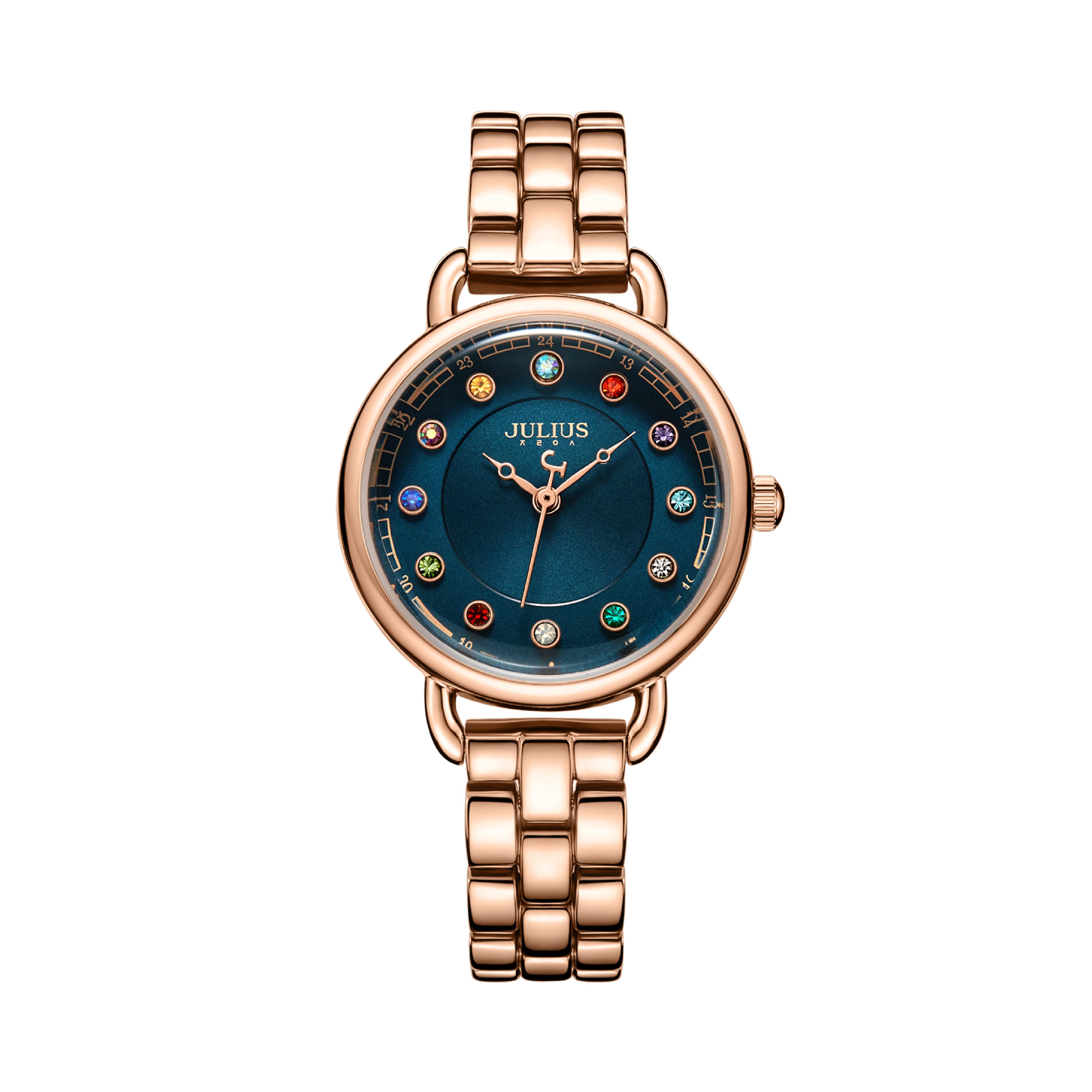 นาฬิกาข้อมือผู้หญิง JULIUS 1088E