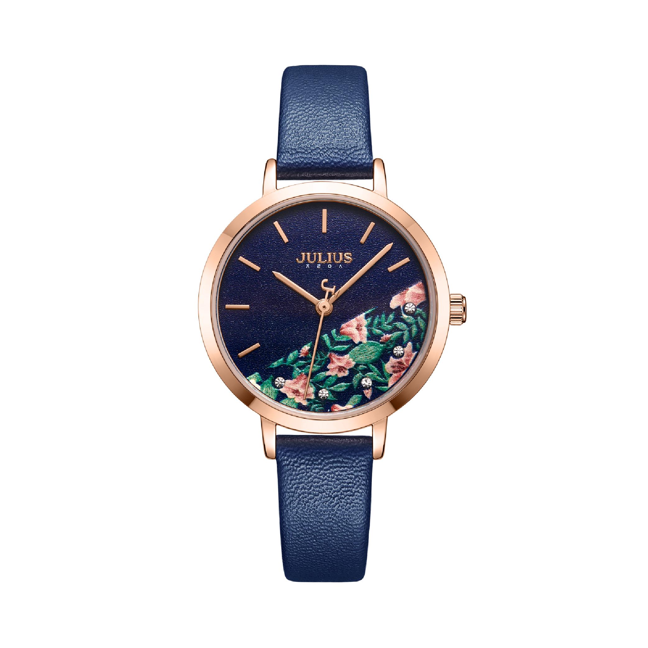 นาฬิกาข้อมือผู้หญิง JULIUS JA-1089 E