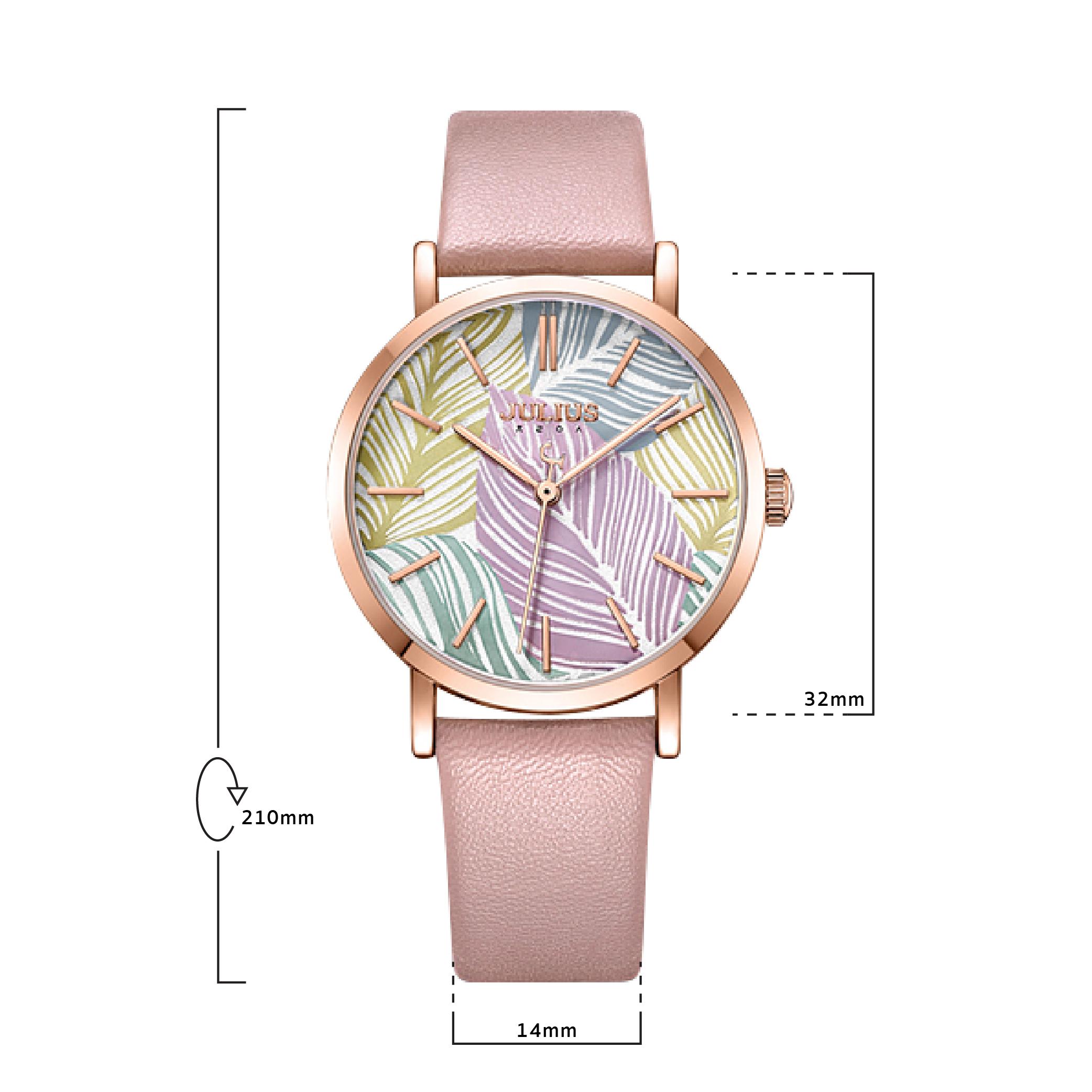 นาฬิกาข้อมือผู้หญิง JULIUS 1090D