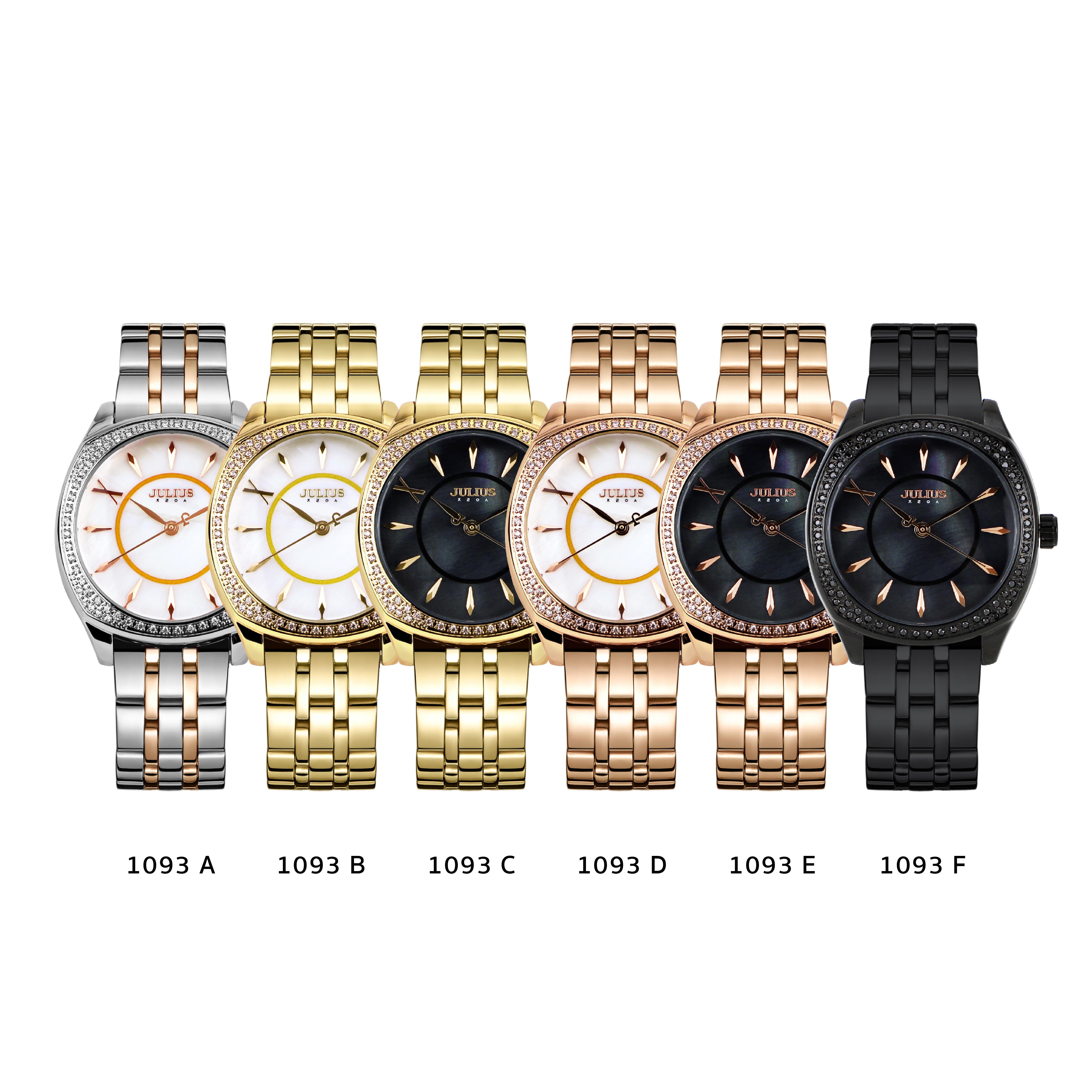 นาฬิกาข้อมือผู้หญิง JULIUS JA-1093 F