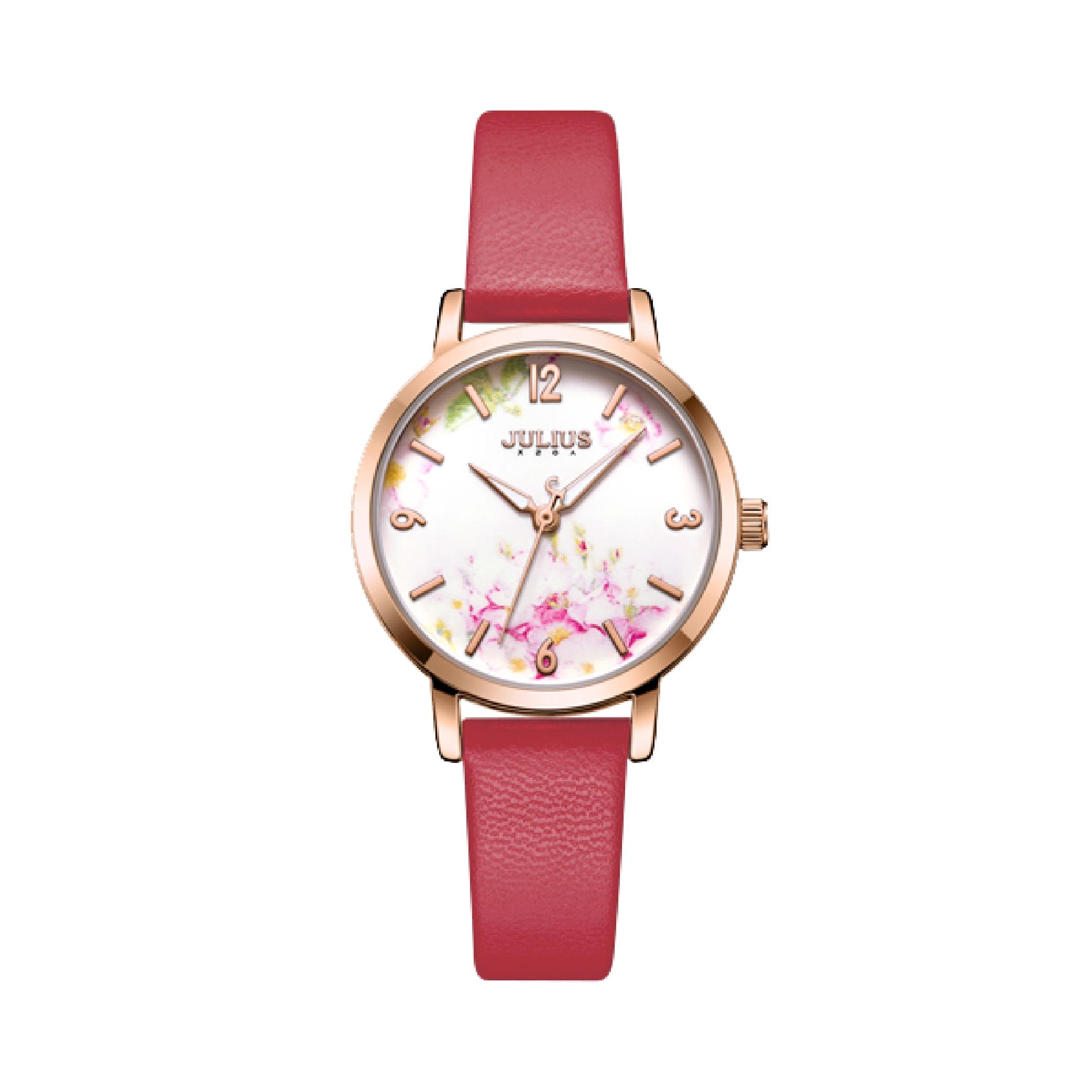 นาฬิกาข้อมือผู้หญิง JULIUS 1102D