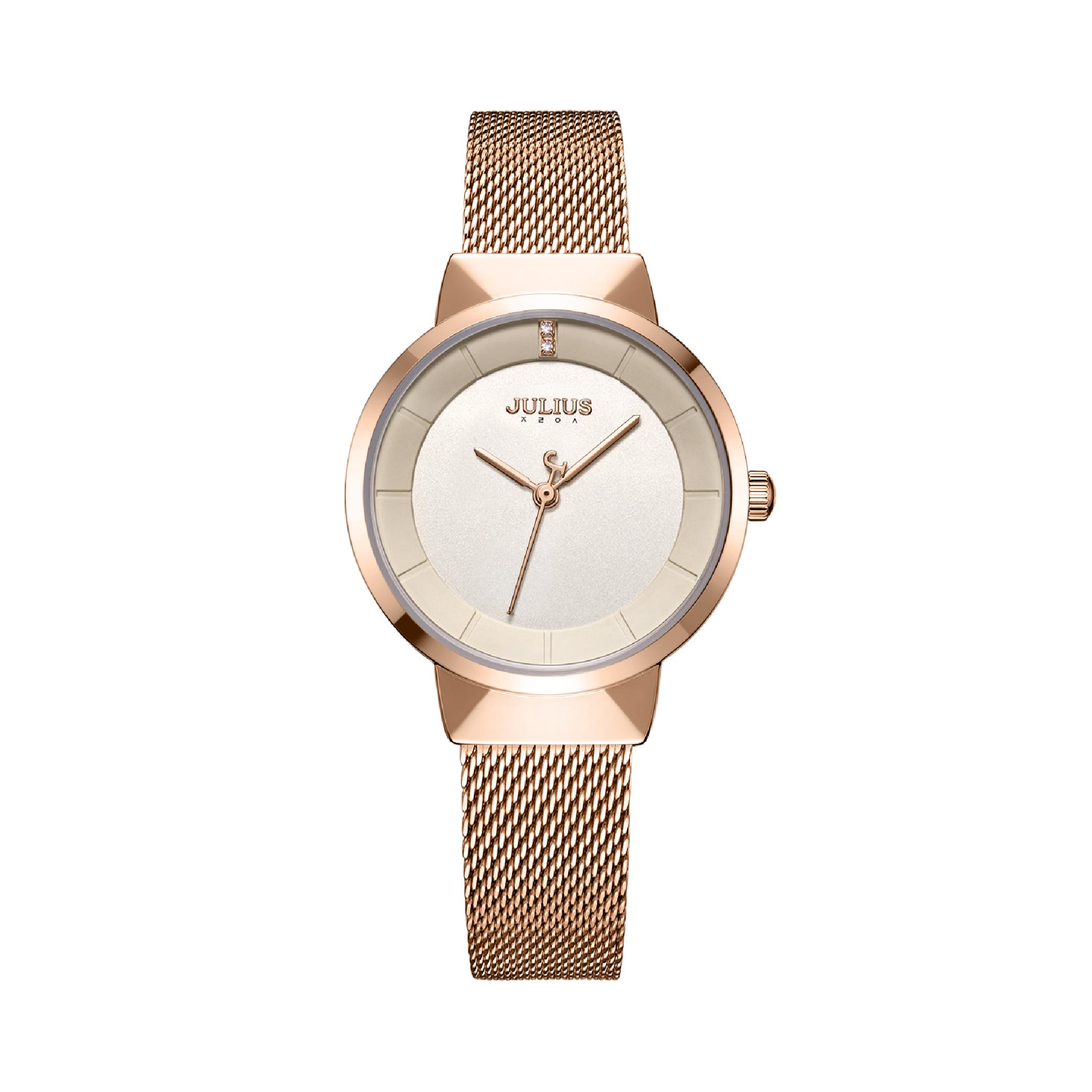 นาฬิกาข้อมือผู้หญิง JULIUS JA-1104 LC