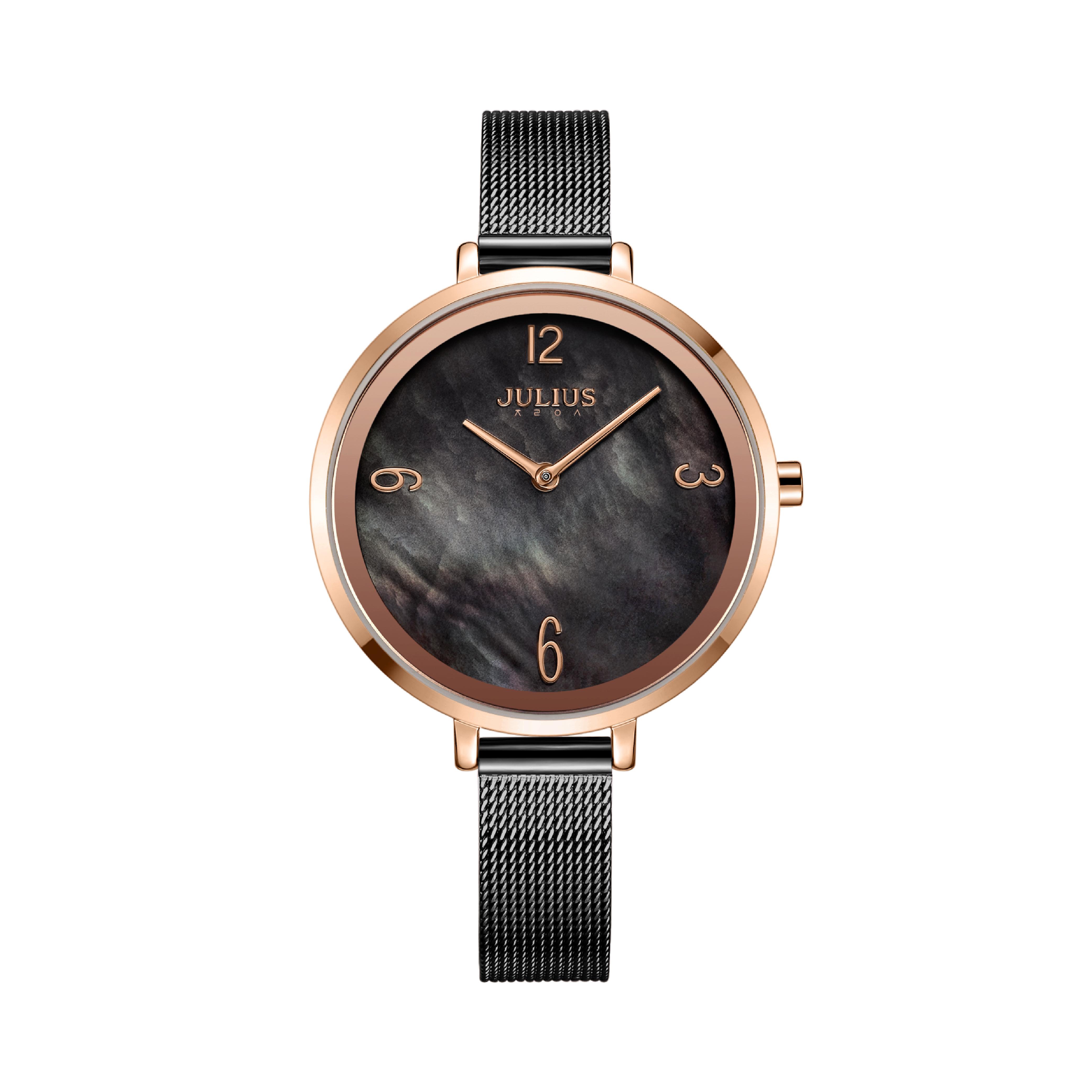 นาฬิกาข้อมือผู้หญิง JULIUS JA-1109 E