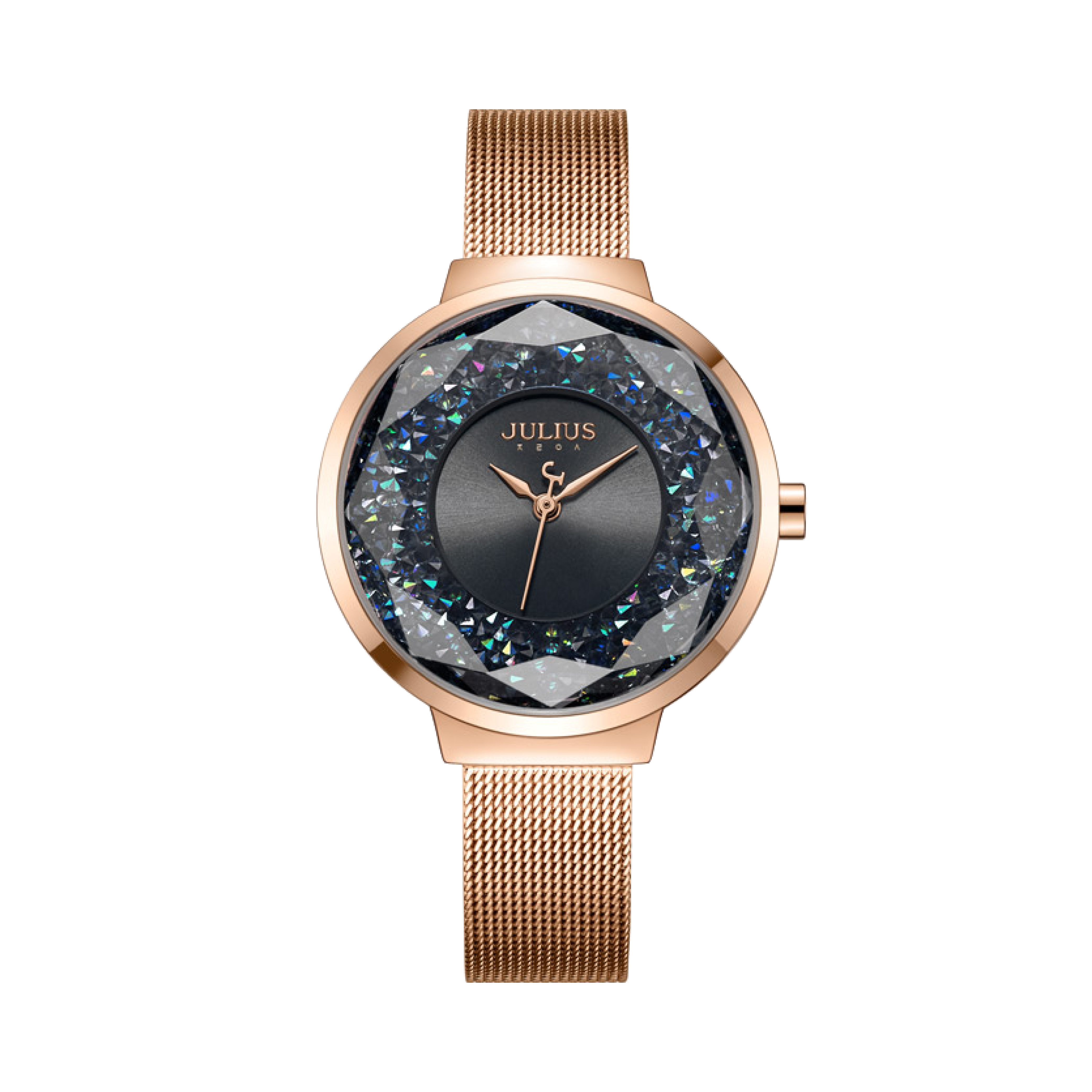 นาฬิกาข้อมือผู้หญิง JULIUS JA-1111 E