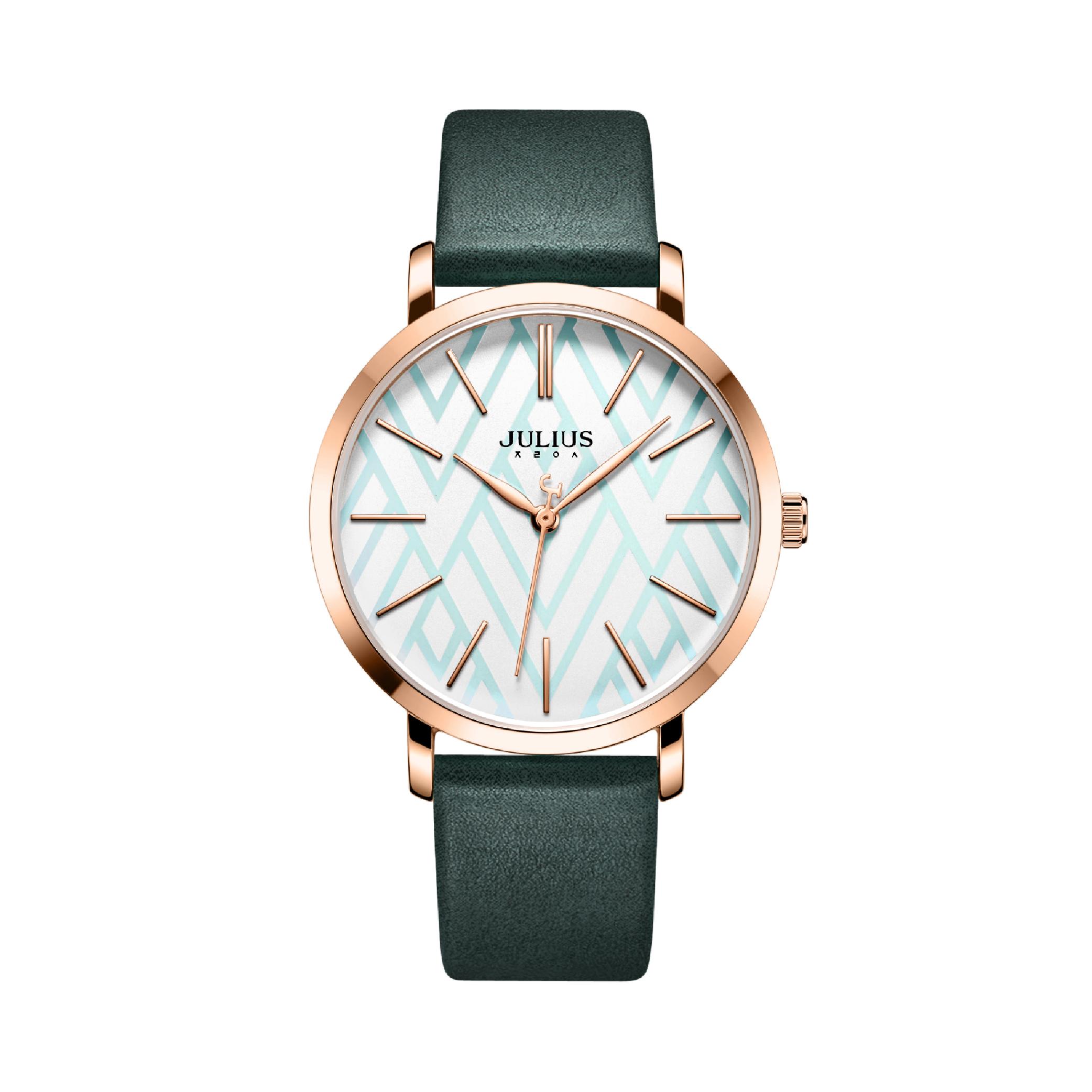 นาฬิกาข้อมือผู้หญิง JULIUS JA-1114 E