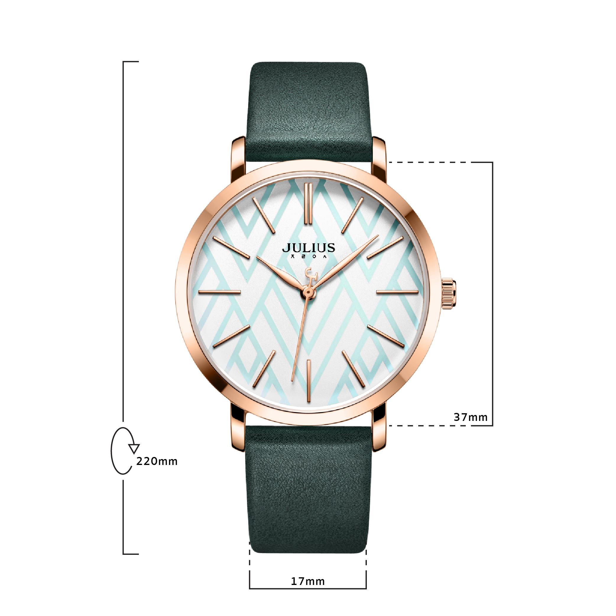 นาฬิกาข้อมือผู้หญิง JULIUS 1114E