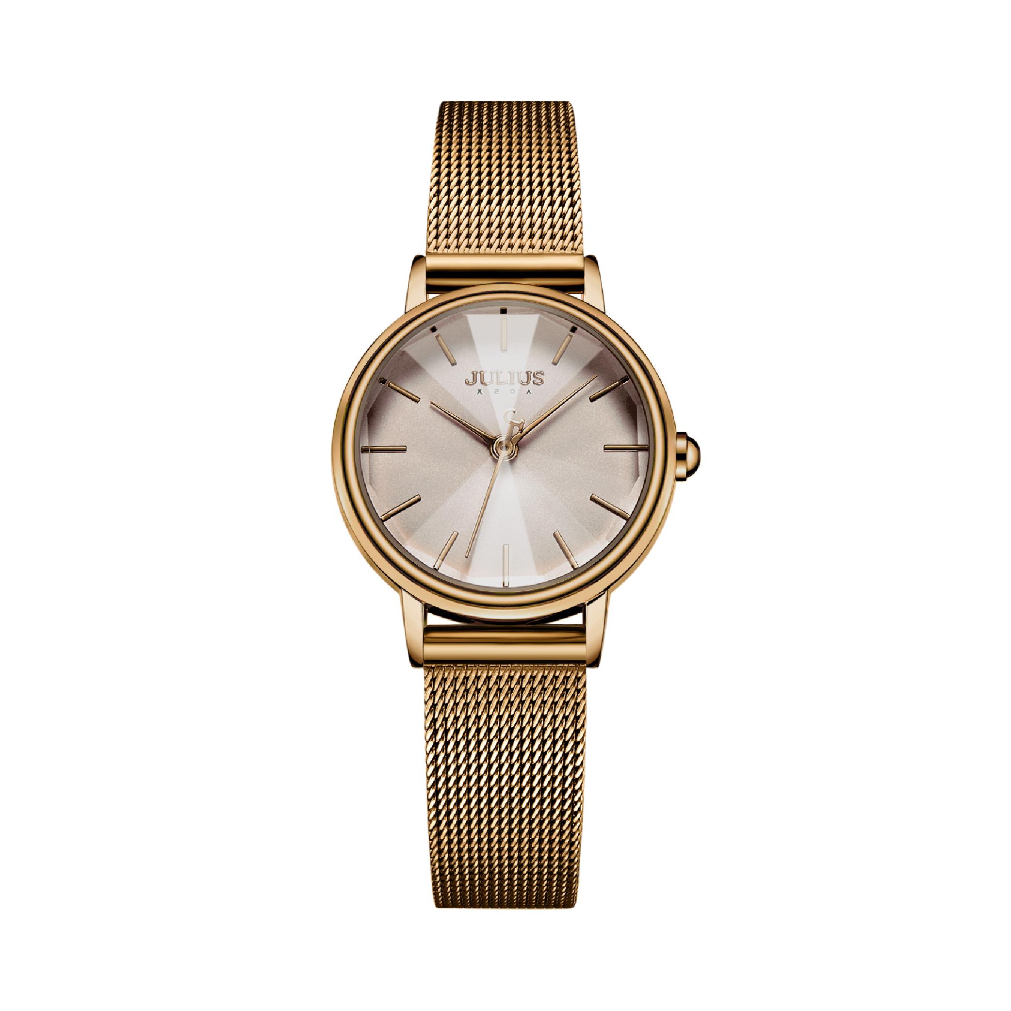 นาฬิกาข้อมือผู้หญิง JULIUS JA-1120 E