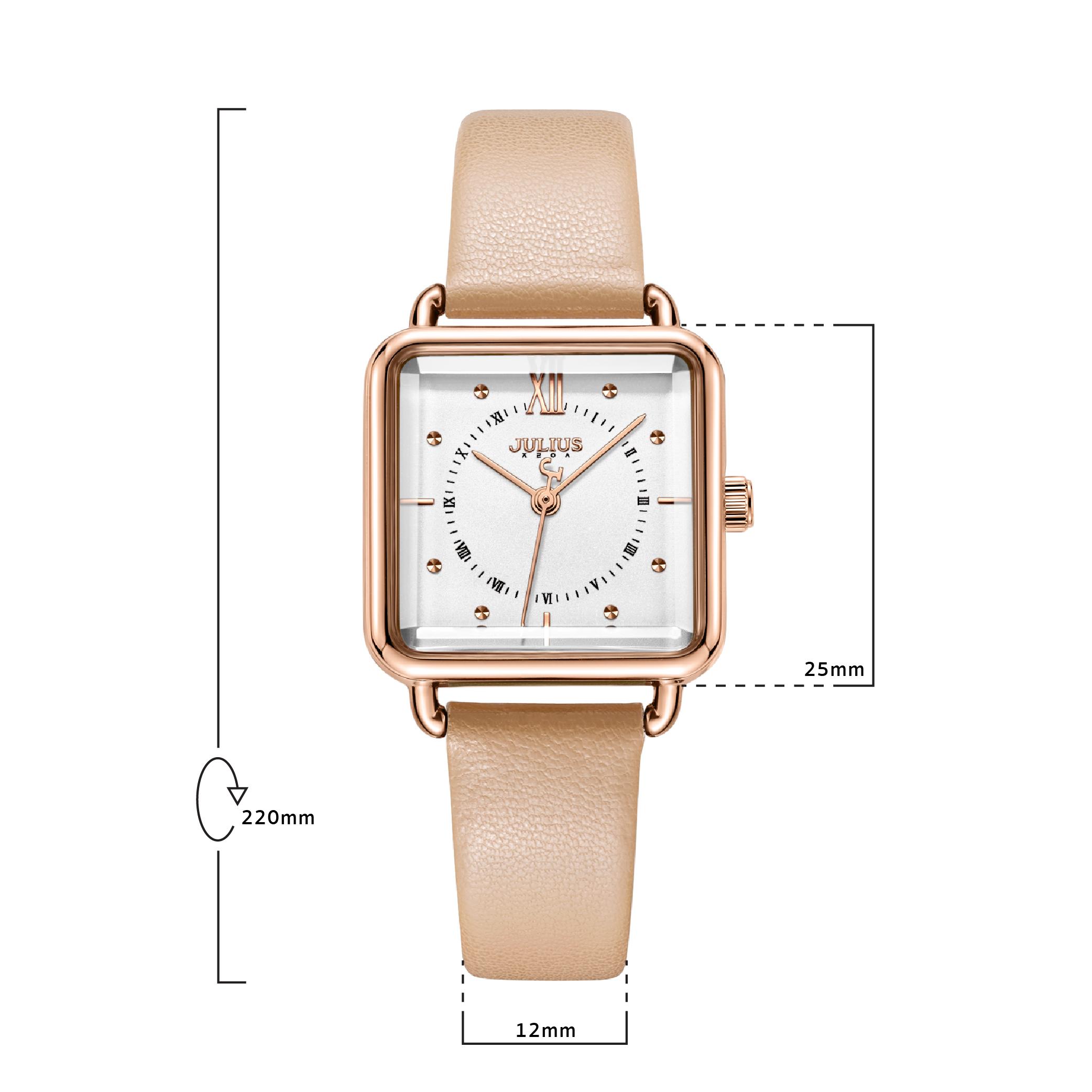 นาฬิกาข้อมือผู้หญิง JULIUS 1123A