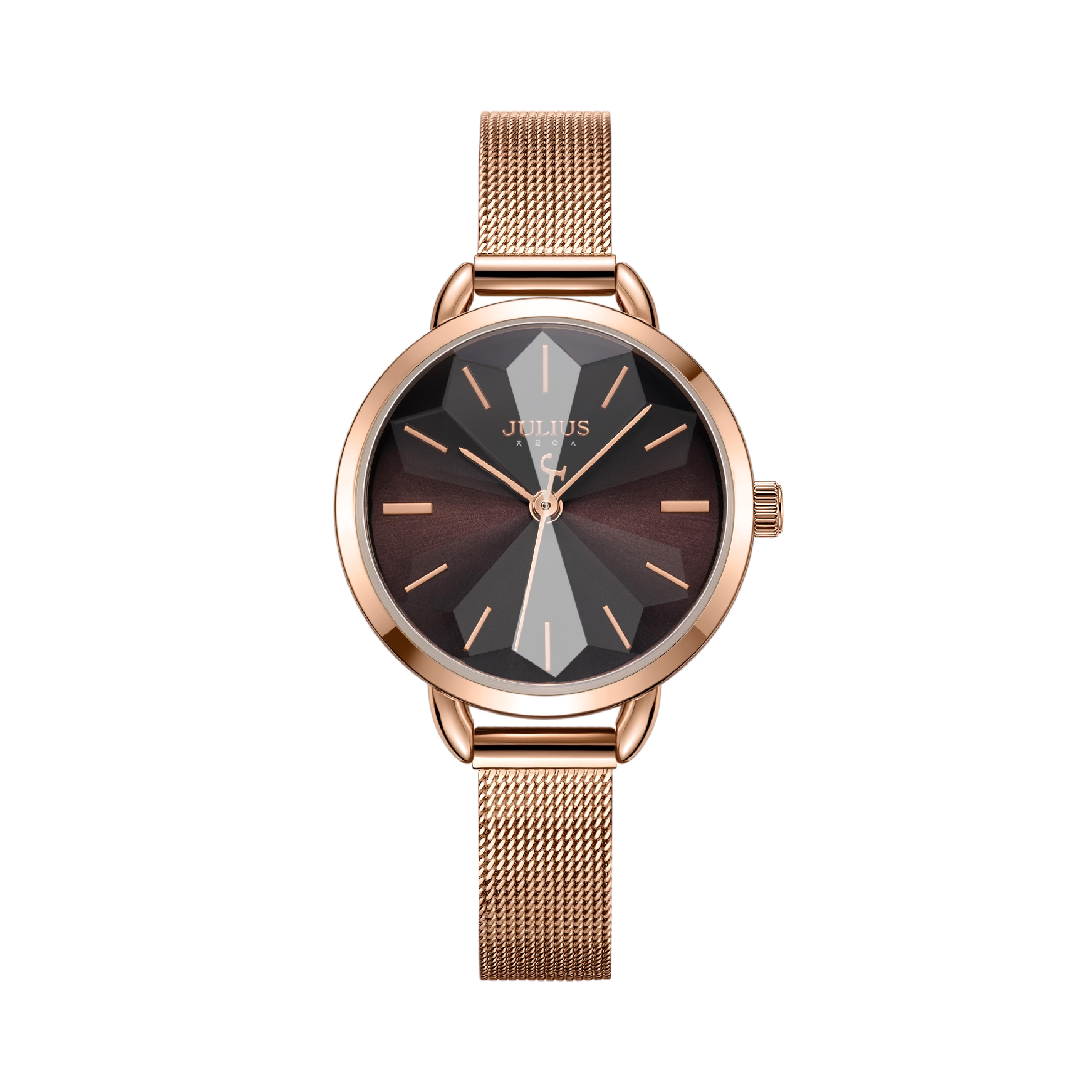 นาฬิกาข้อมือผู้หญิง JULIUS JA-1128 E
