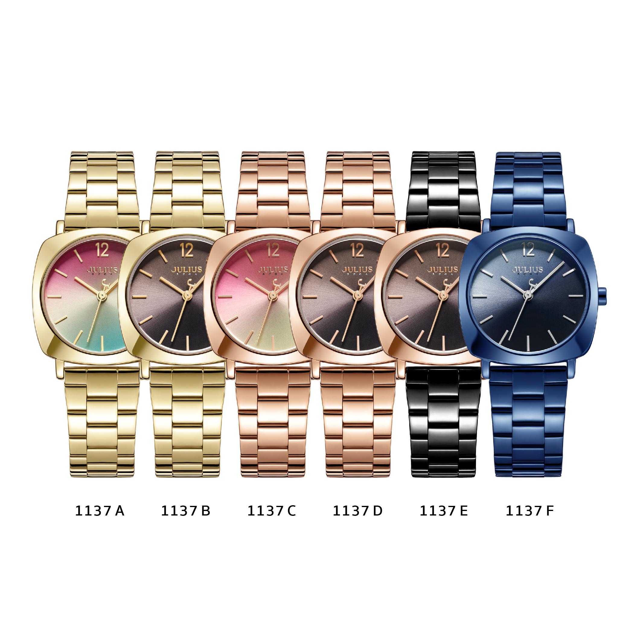 นาฬิกาข้อมือผู้หญิง JULIUS JA-1137 A