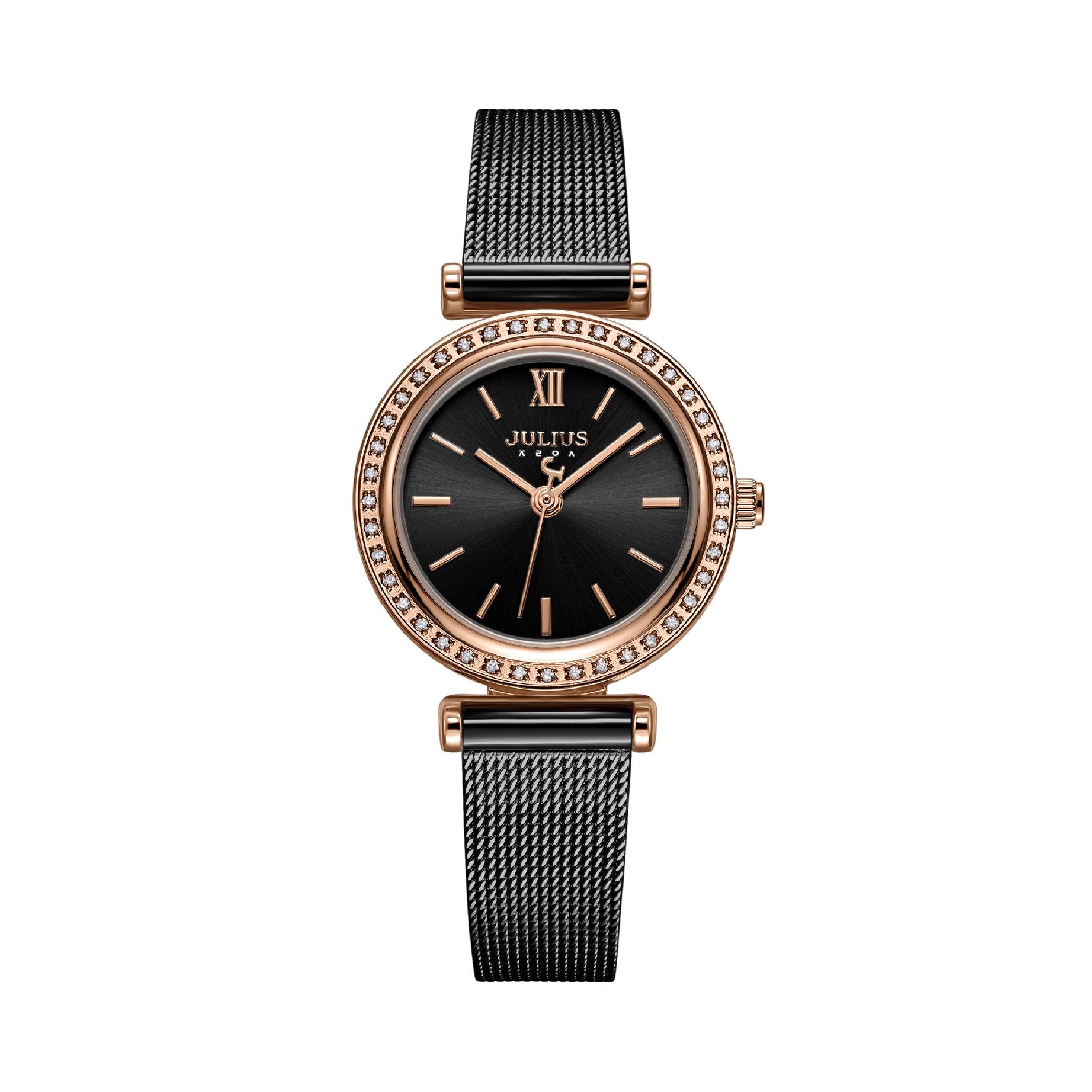 นาฬิกาข้อมือผู้หญิง JULIUS JA-1141 E