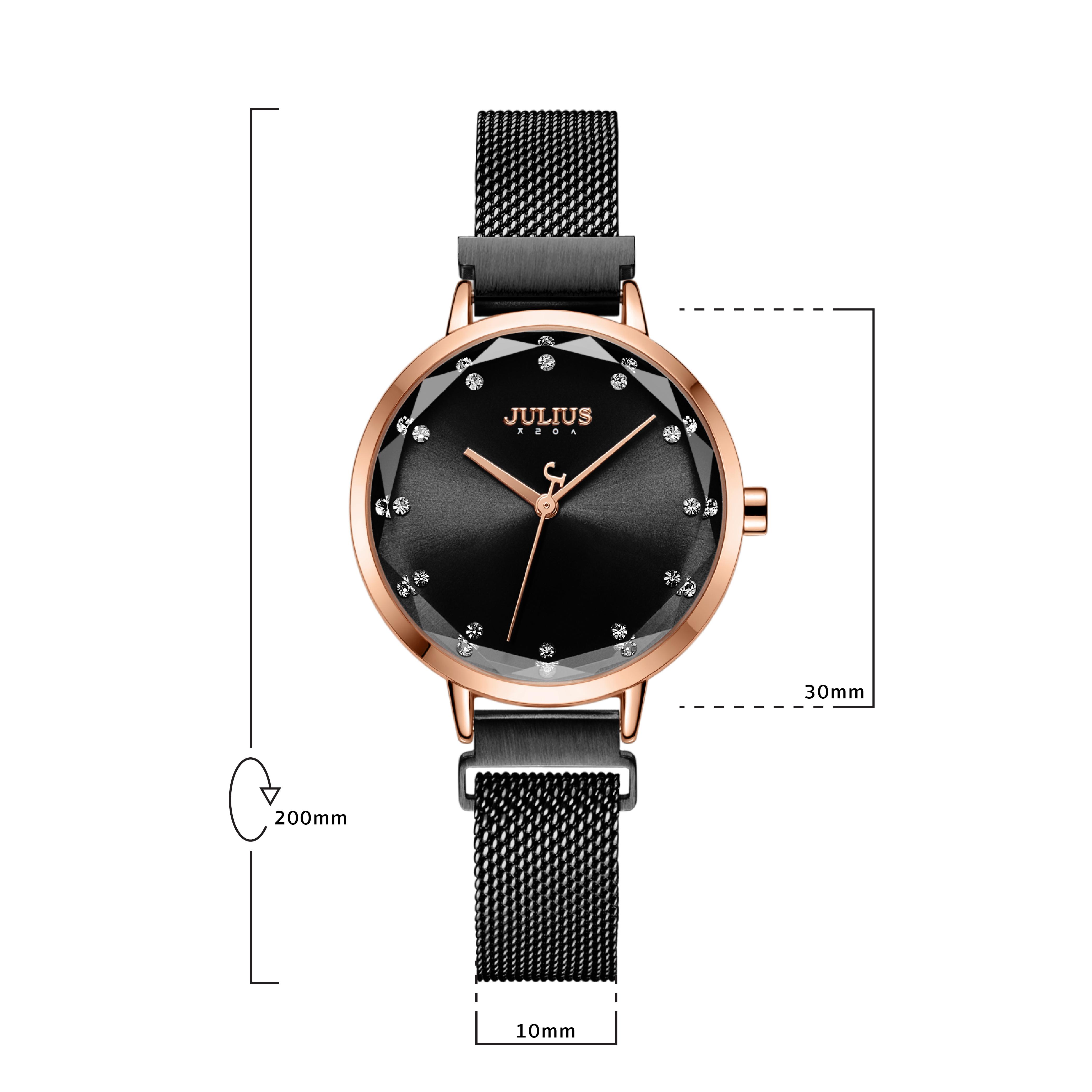นาฬิกาข้อมือผู้หญิง JULIUS 1143E