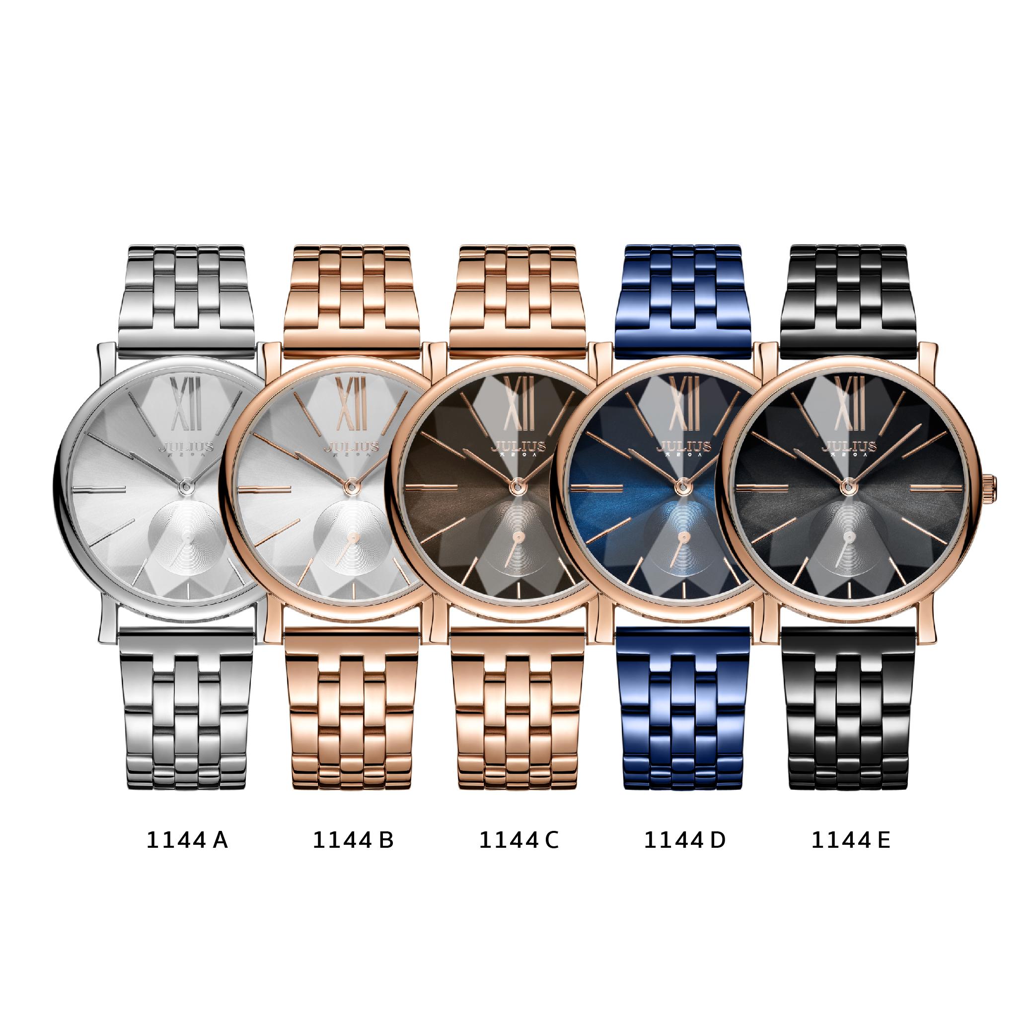 นาฬิกาข้อมือผู้หญิง JULIUS JA-1144 E