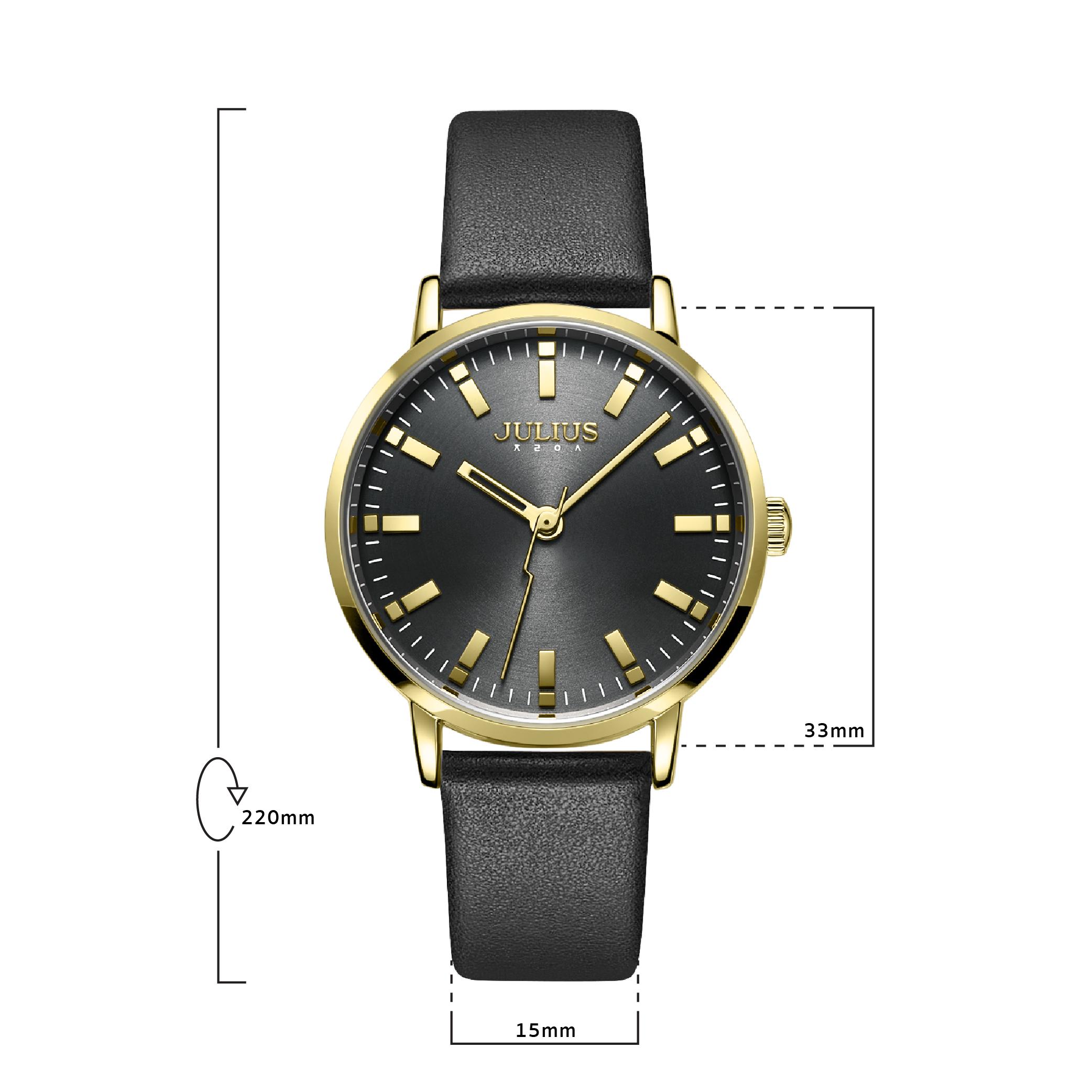 นาฬิกาข้อมือผู้หญิง JULIUS 1149C