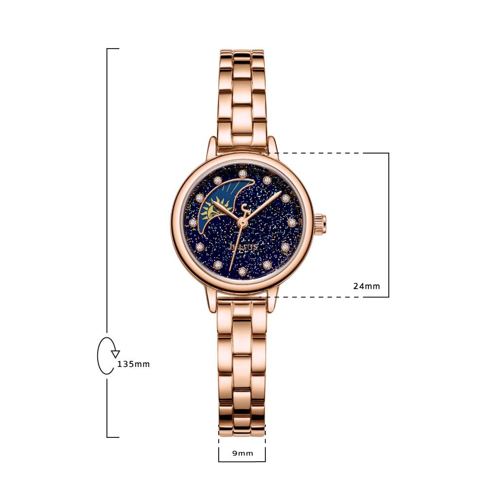 นาฬิกาข้อมือผู้หญิง JULIUS JA-1157 E