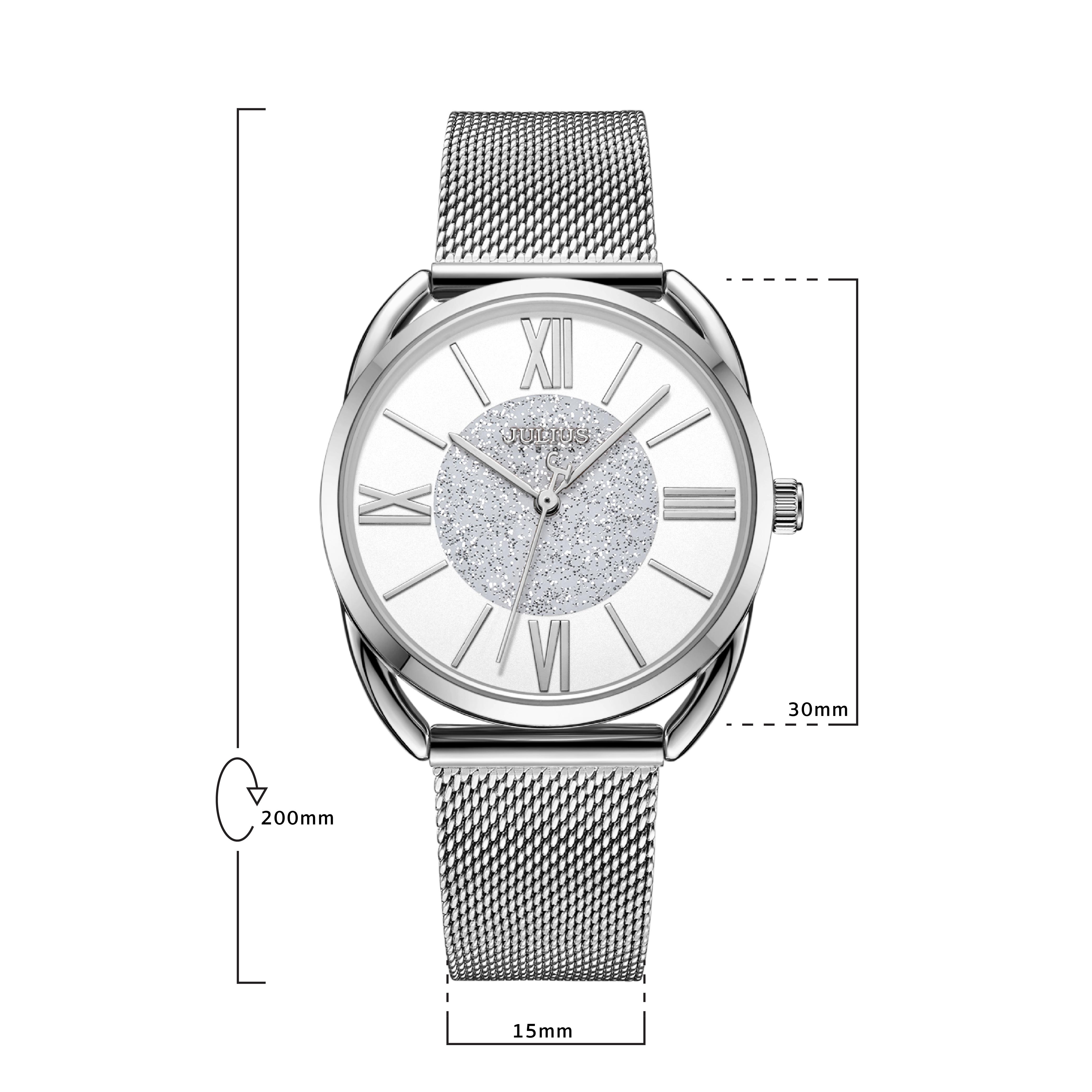 นาฬิกาข้อมือผู้หญิง JULIUS 1184A