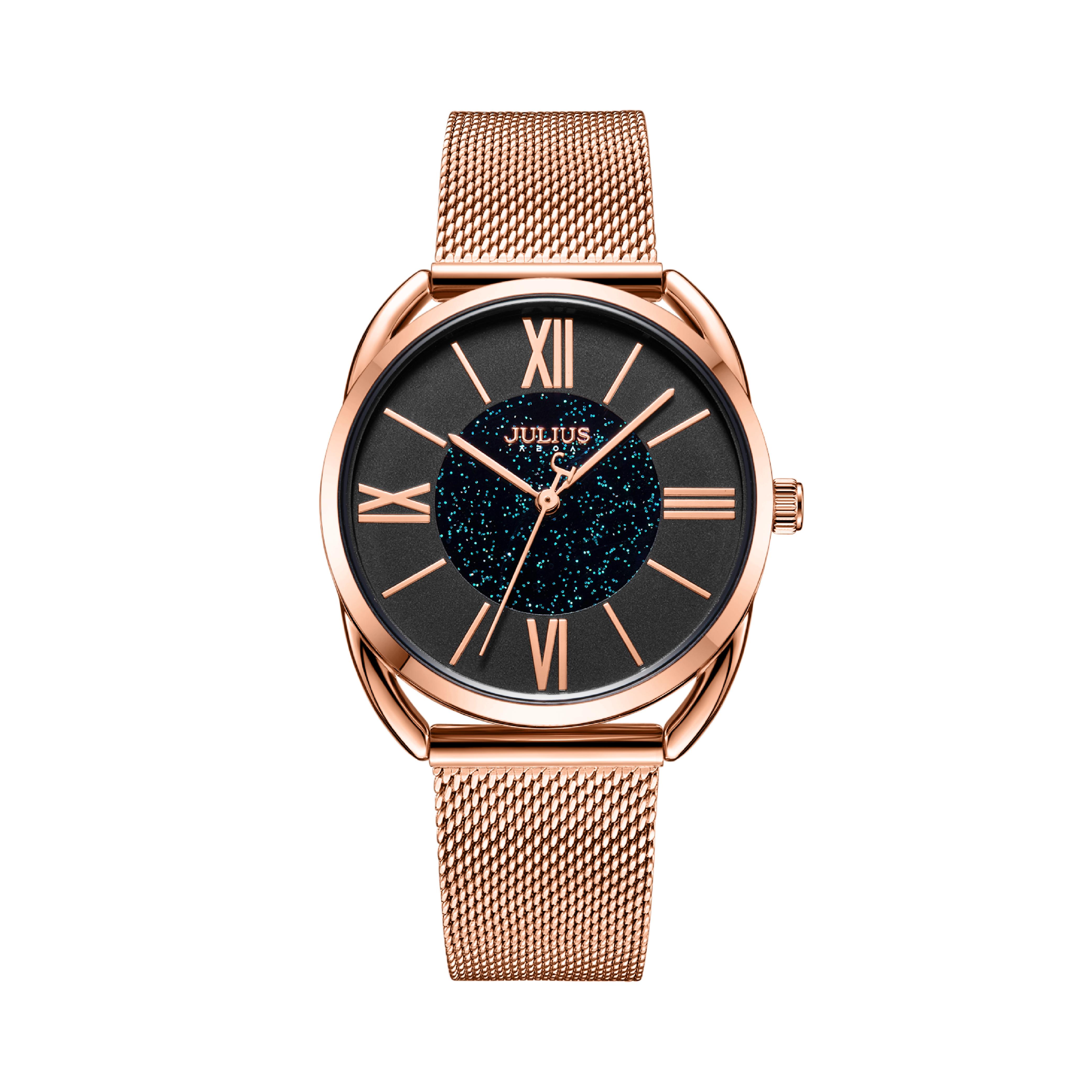 นาฬิกาข้อมือผู้หญิง JULIUS JA-1184 D