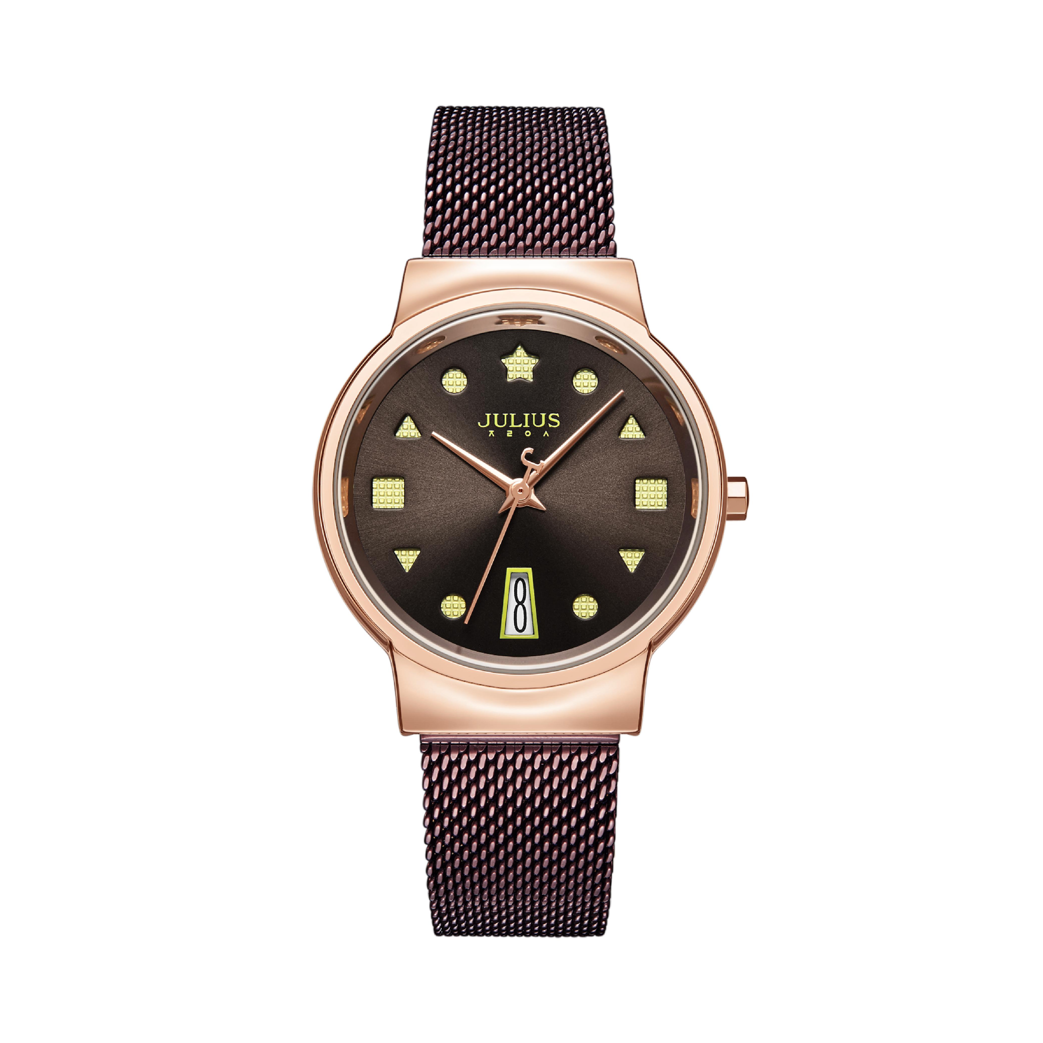นาฬิกาข้อมือผู้หญิง JULIUS 1187C