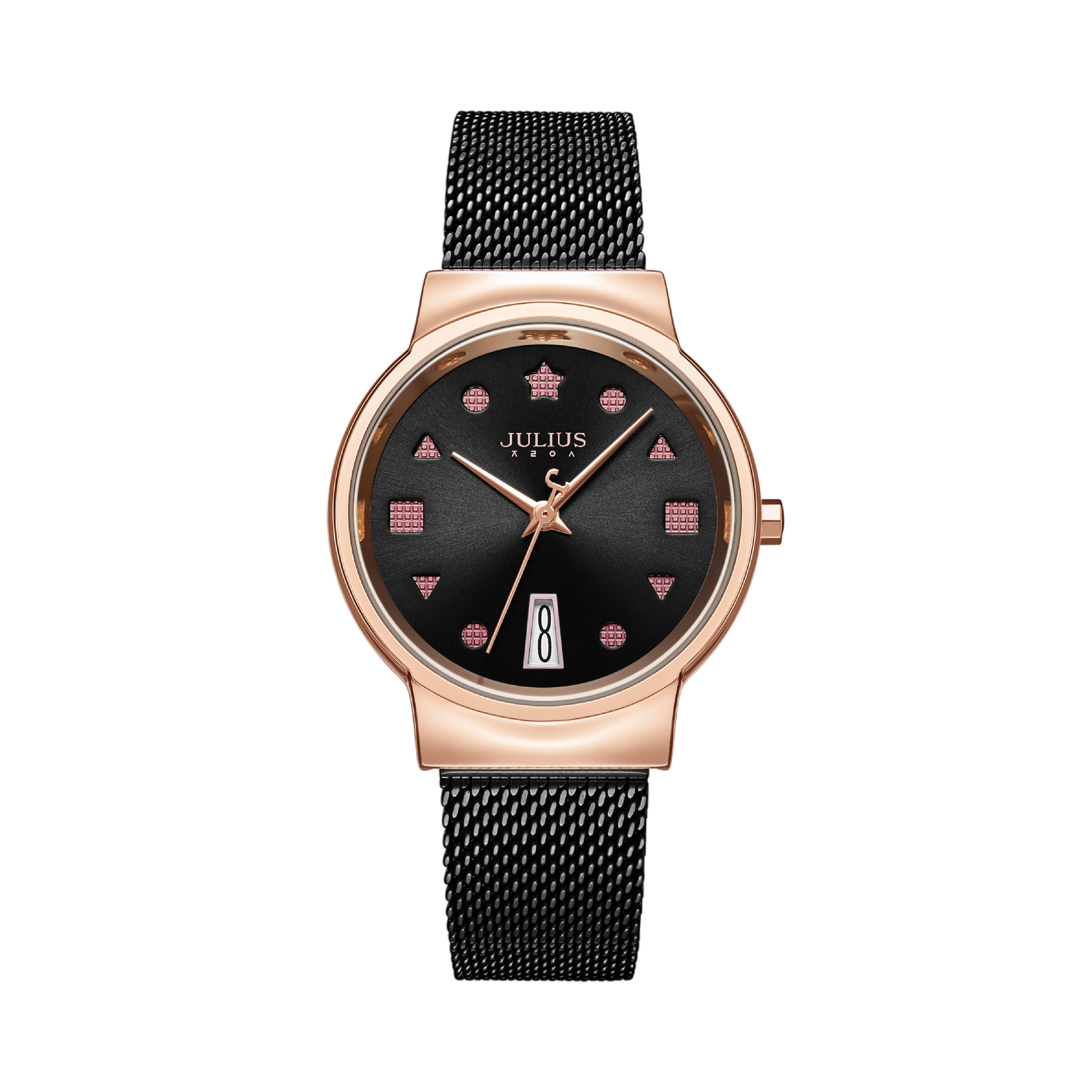 นาฬิกาข้อมือผู้หญิง JULIUS 1187D