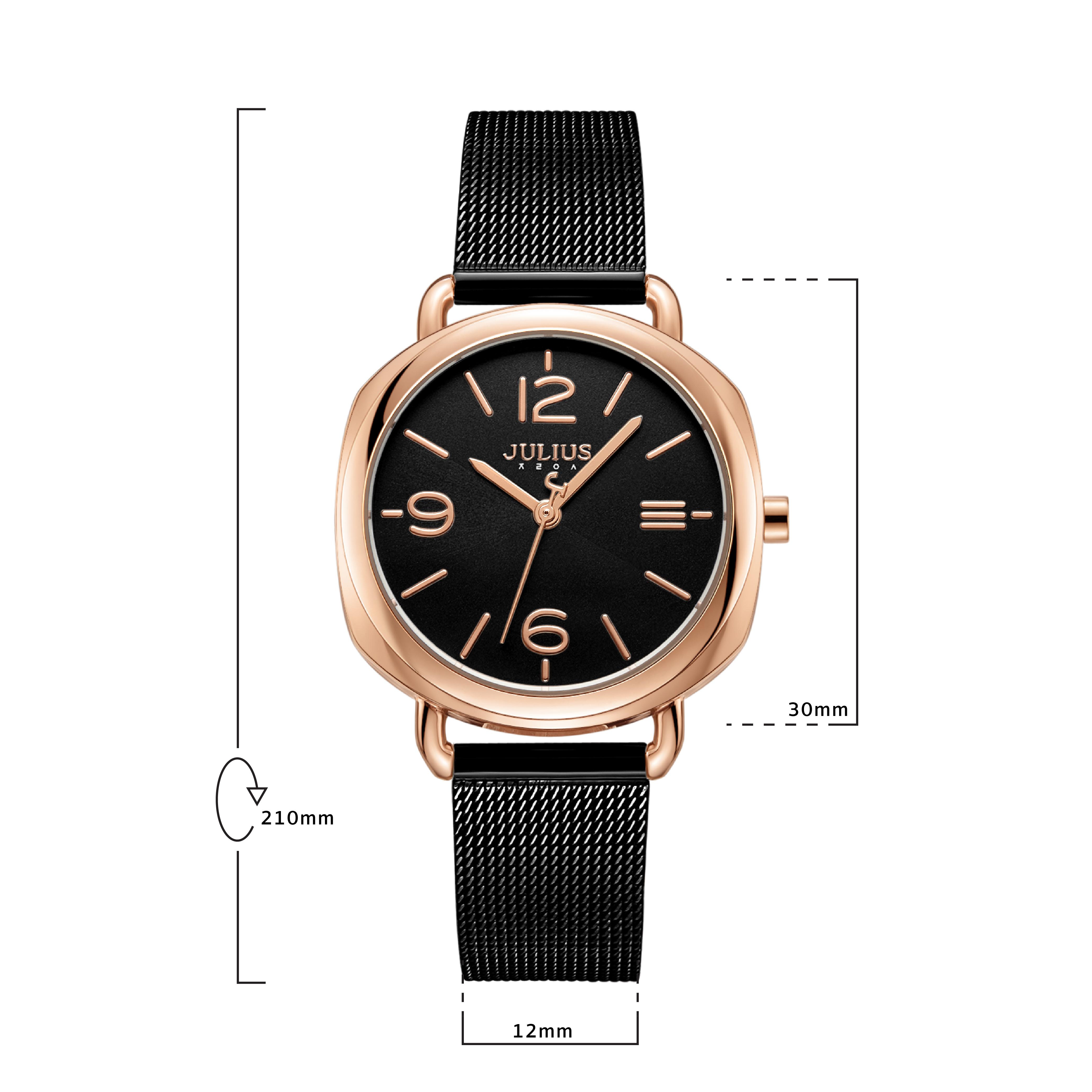 นาฬิกาข้อมือผู้หญิง JULIUS JA-1191 D