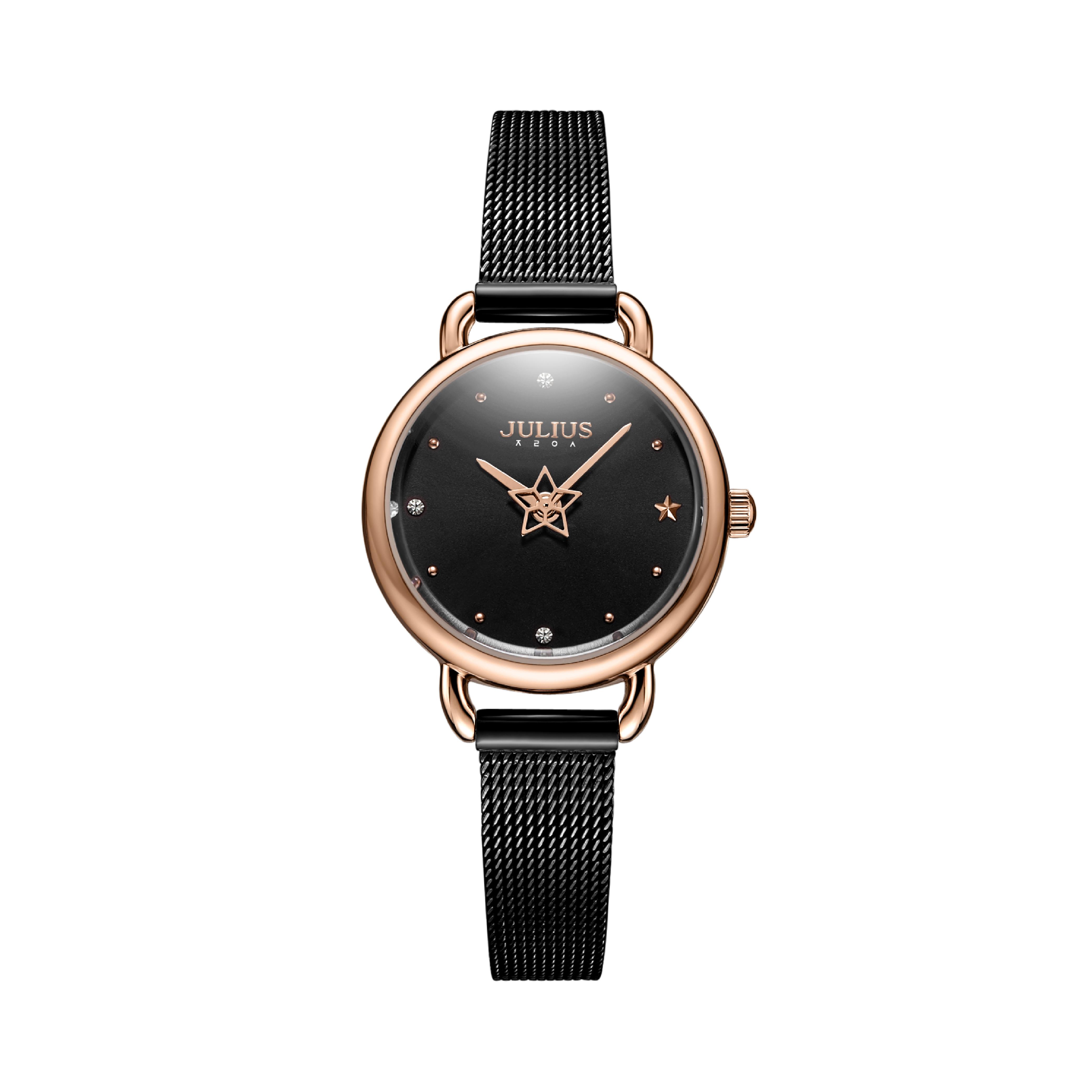 นาฬิกาข้อมือผู้หญิง JULIUS JA-1192 D